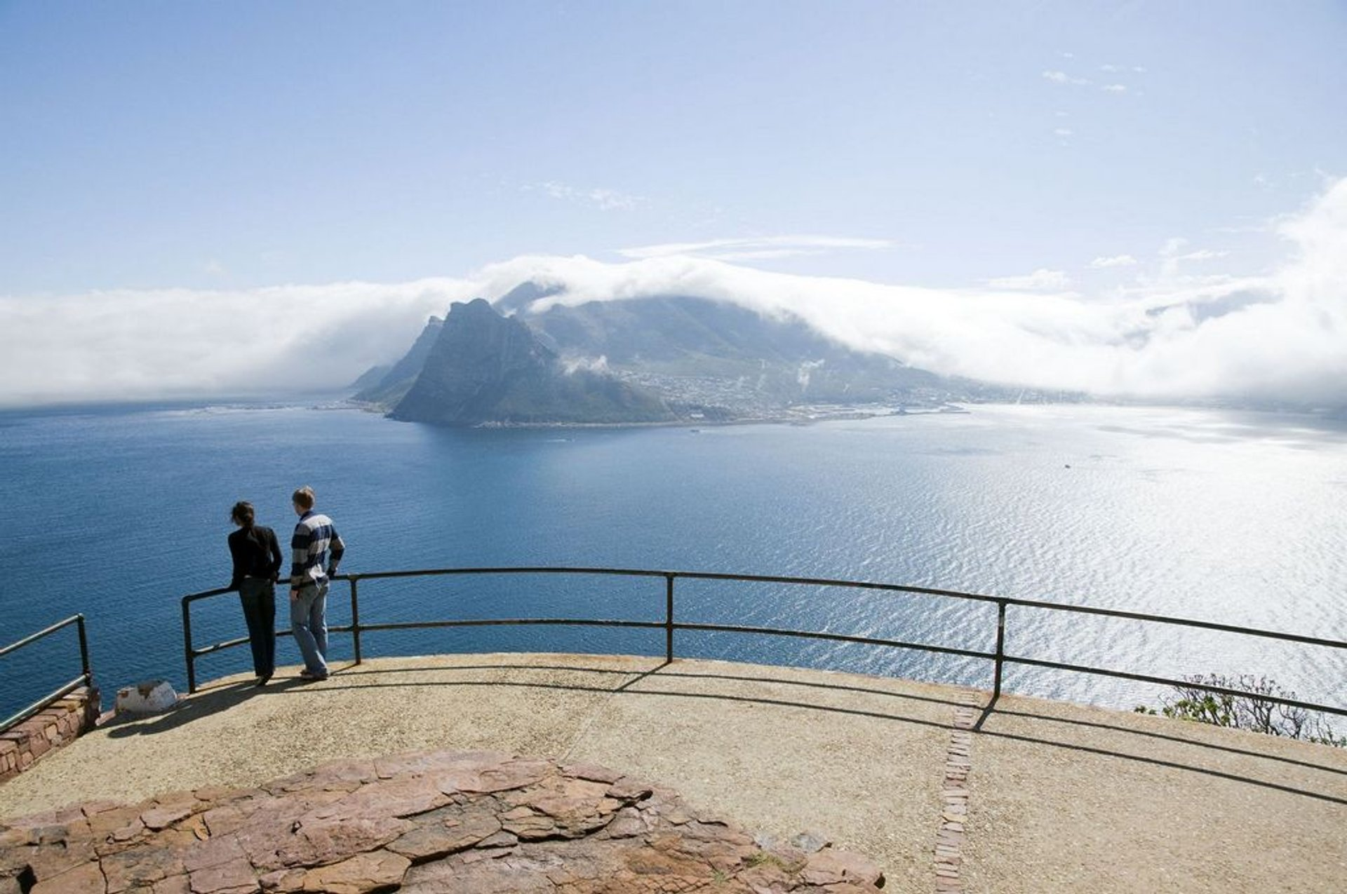 Edge of the world, viewpoint from Chapman's Peak Drive 2020