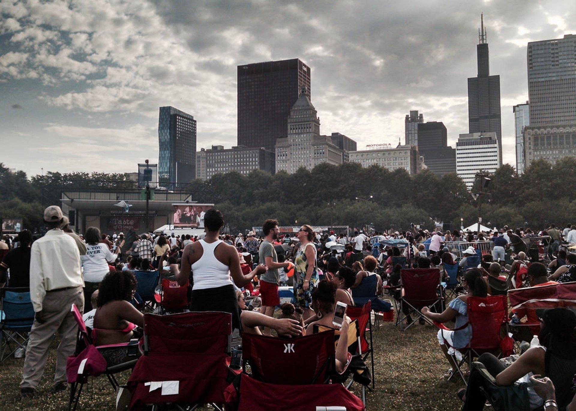 Taste of Chicago in Chicago 2020 - Best Time