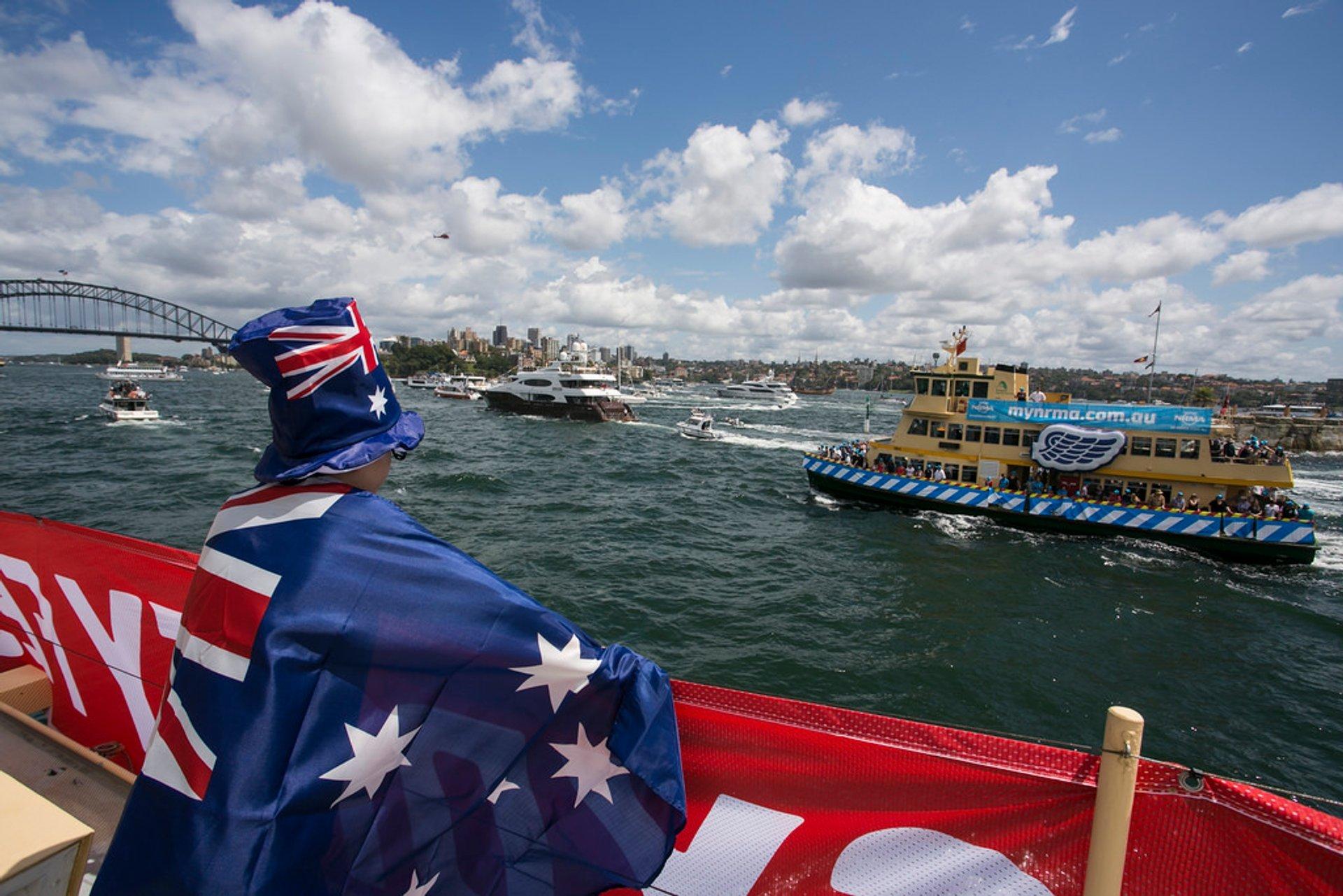 Ferrython in Sydney 2020 - Best Time