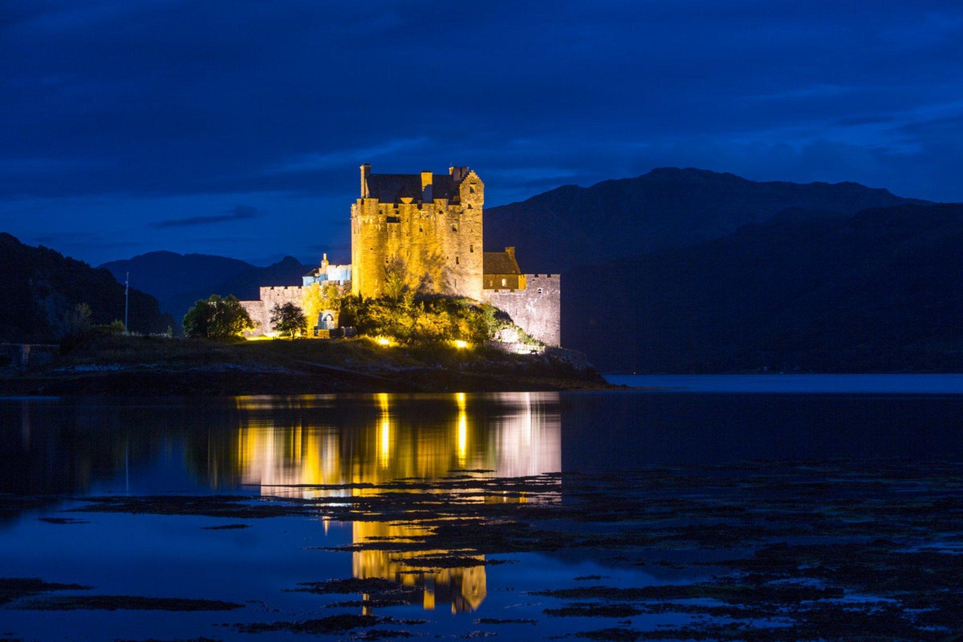 Eilean Donan Castle 2020
