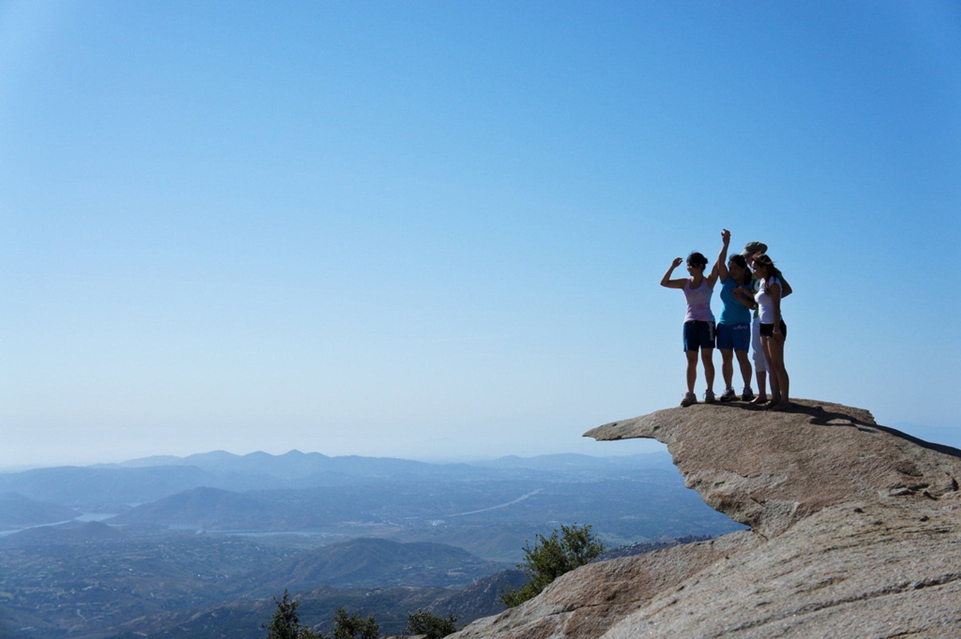 Potato Chip Rock Hike (Mt. Woodson) in San Diego - Best Season 2020