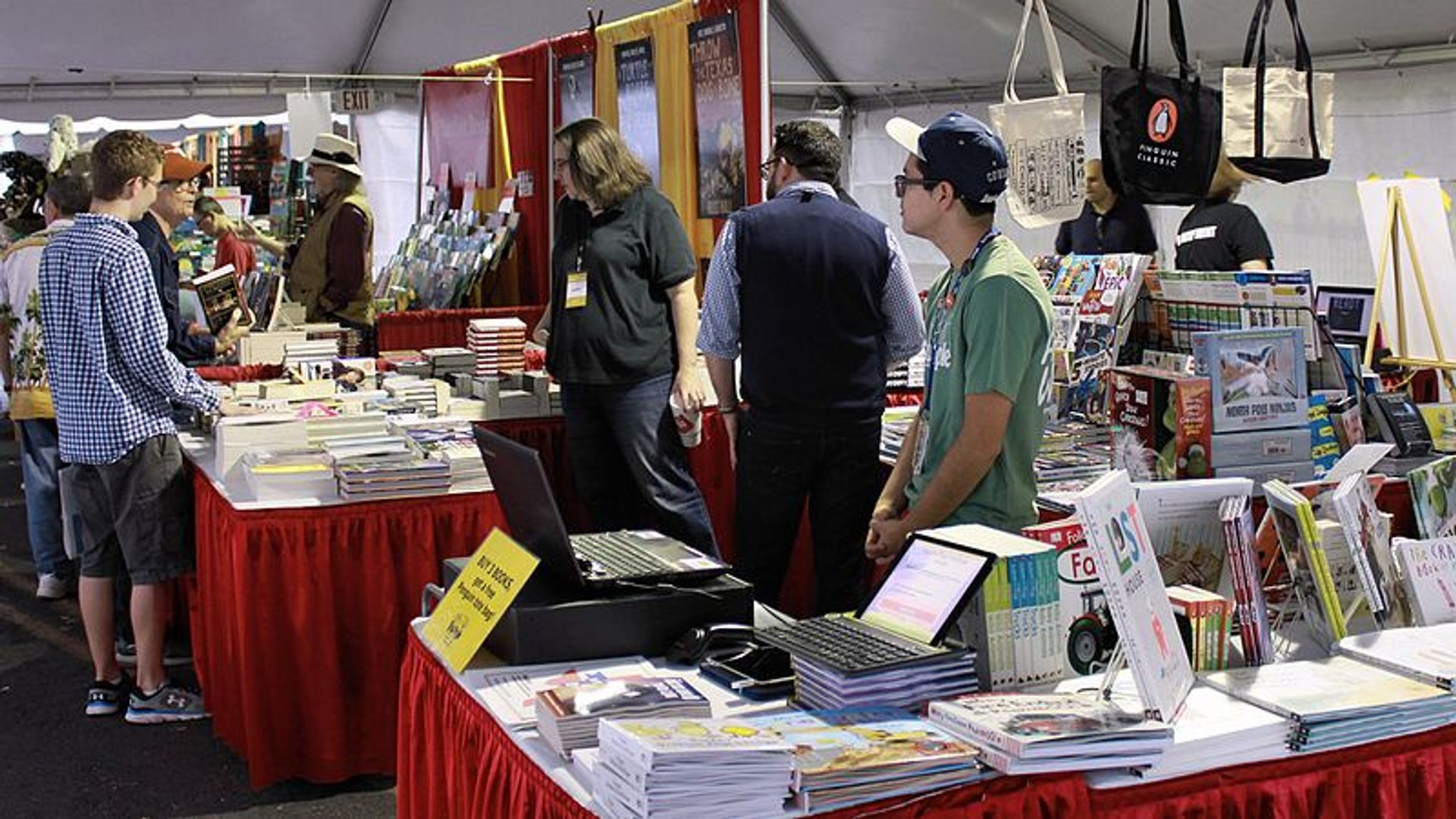 Best time for Texas Book Festival in Texas 2020