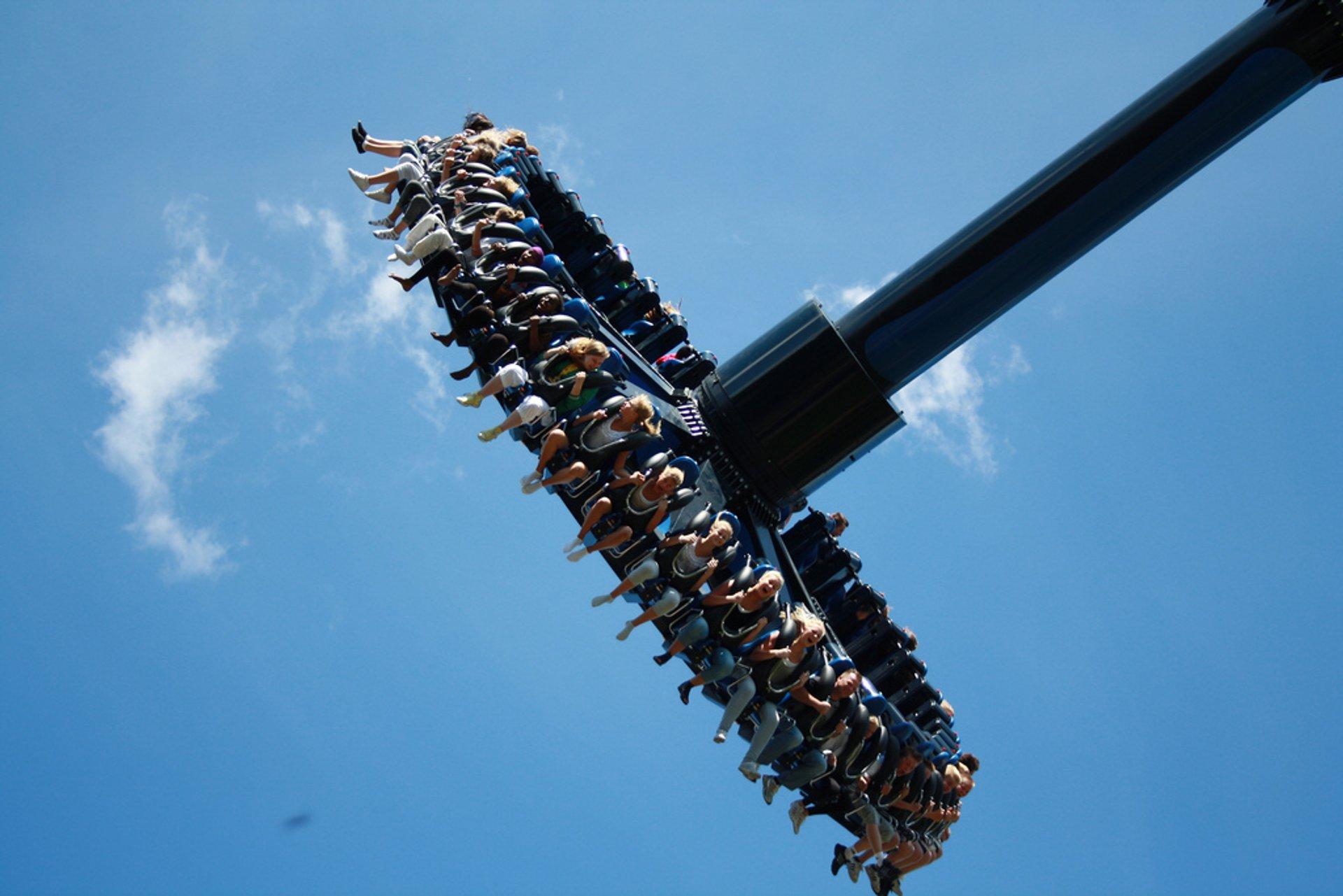 TusenFryd Amusement Park in Oslo 2020 - Best Time
