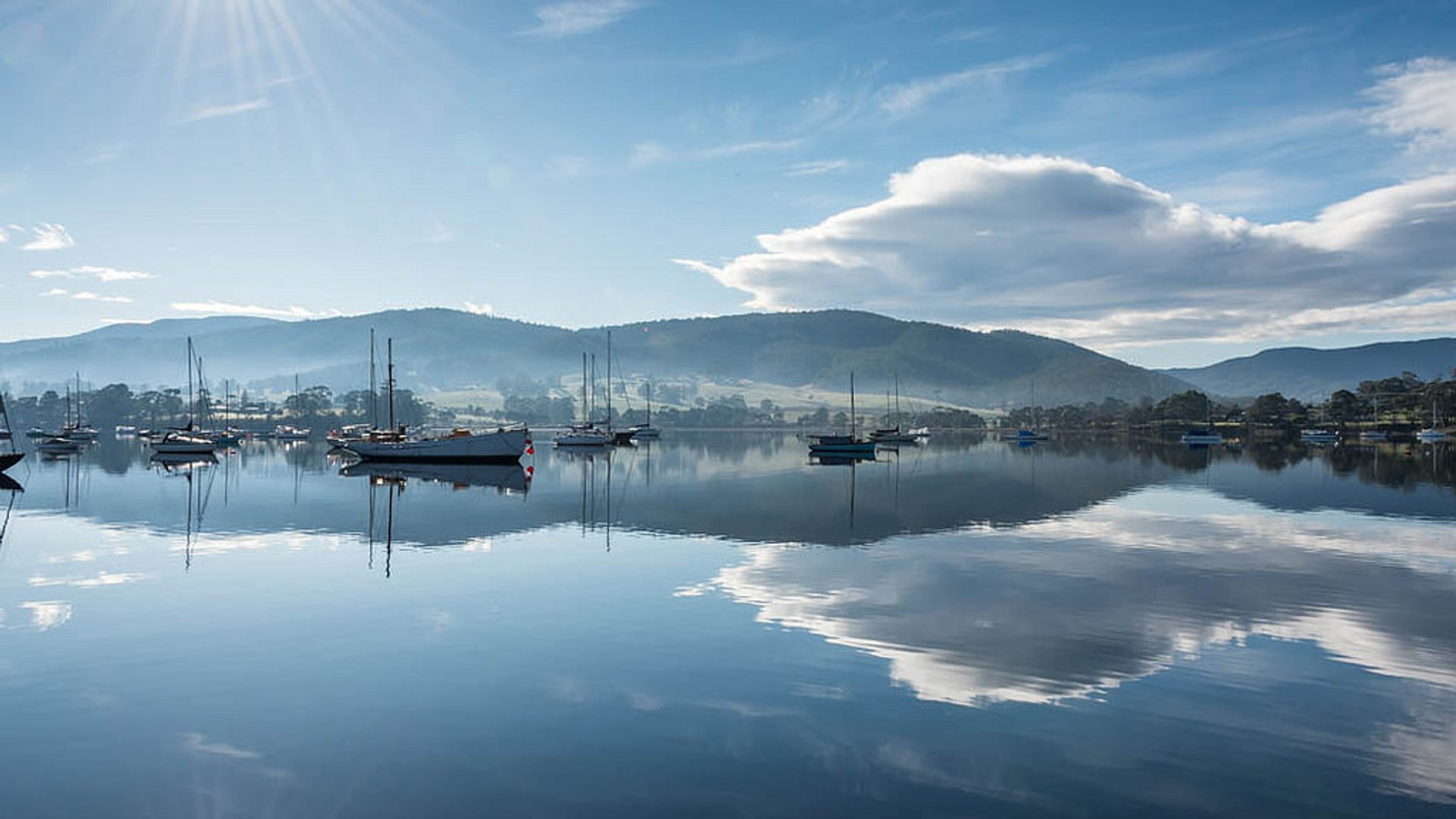 Best time for Yachting Season in Tasmania 2019