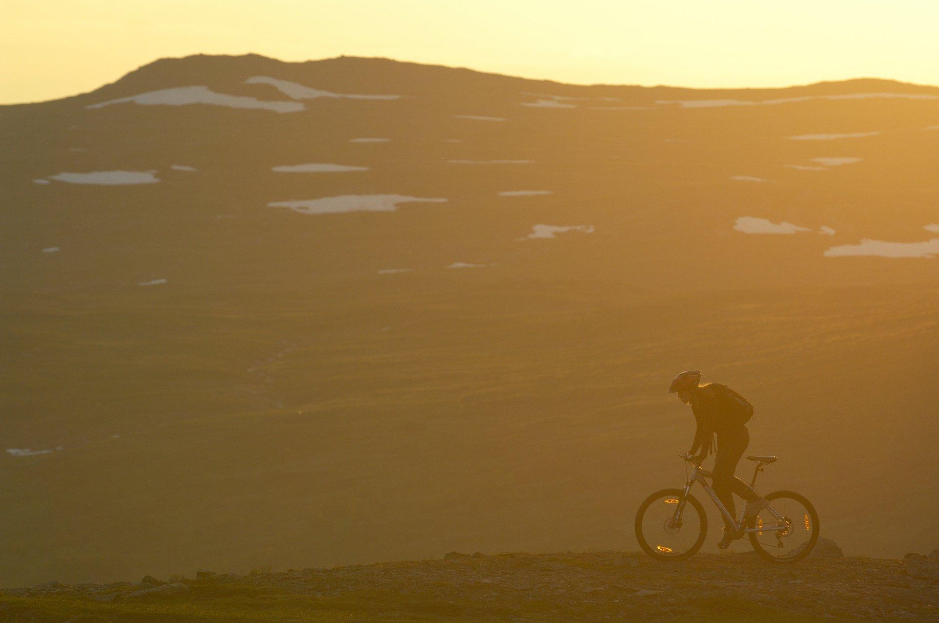 Best time for Biking in Sweden 2020