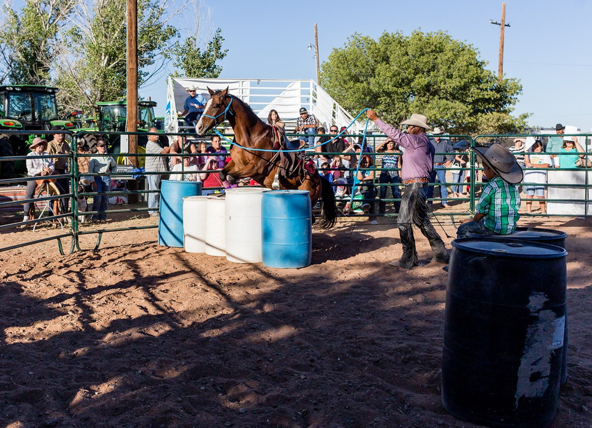 Southern New Mexico State Fair and Rodeo in New Mexico 2020 - Best Time
