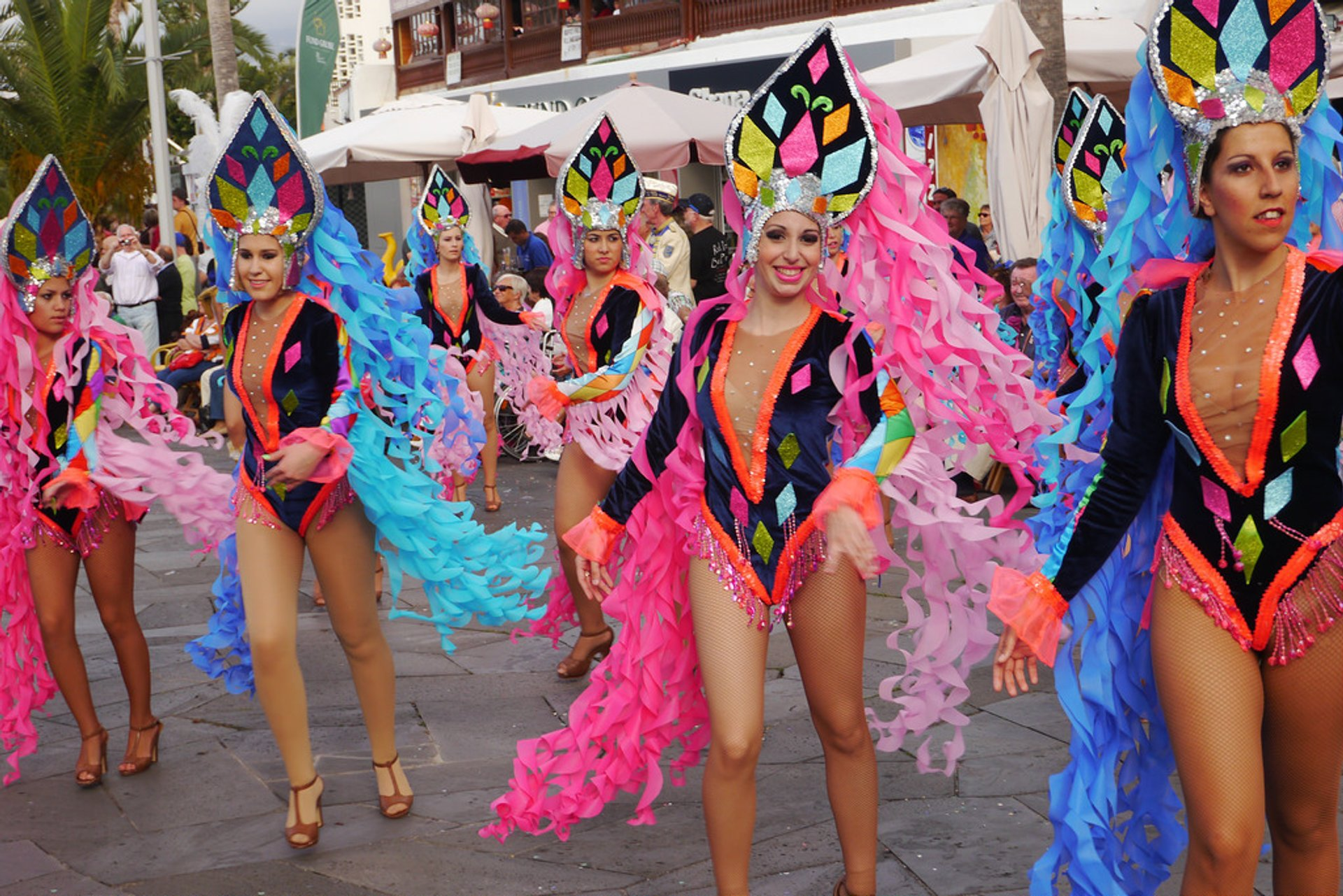 Best time for Puerto de la Cruz Carnival in Canary Islands 2020