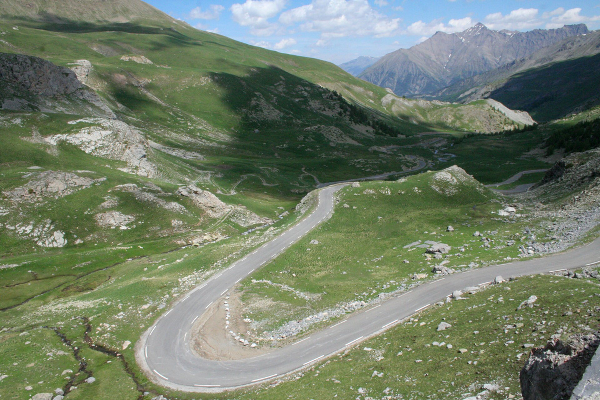 Best time for Col de la Bonette in France 2020