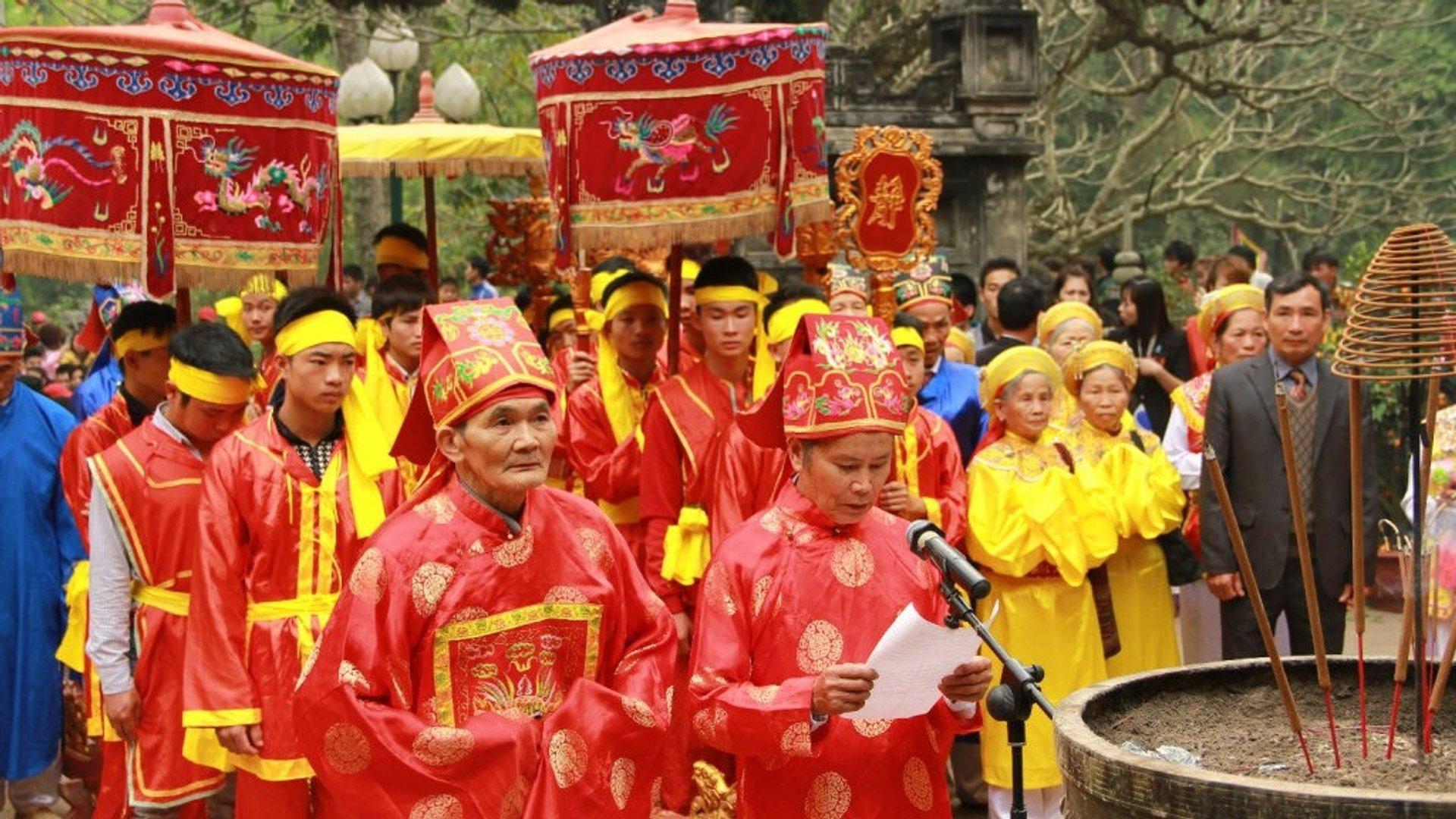 Giong Festival in Vietnam - Best Time