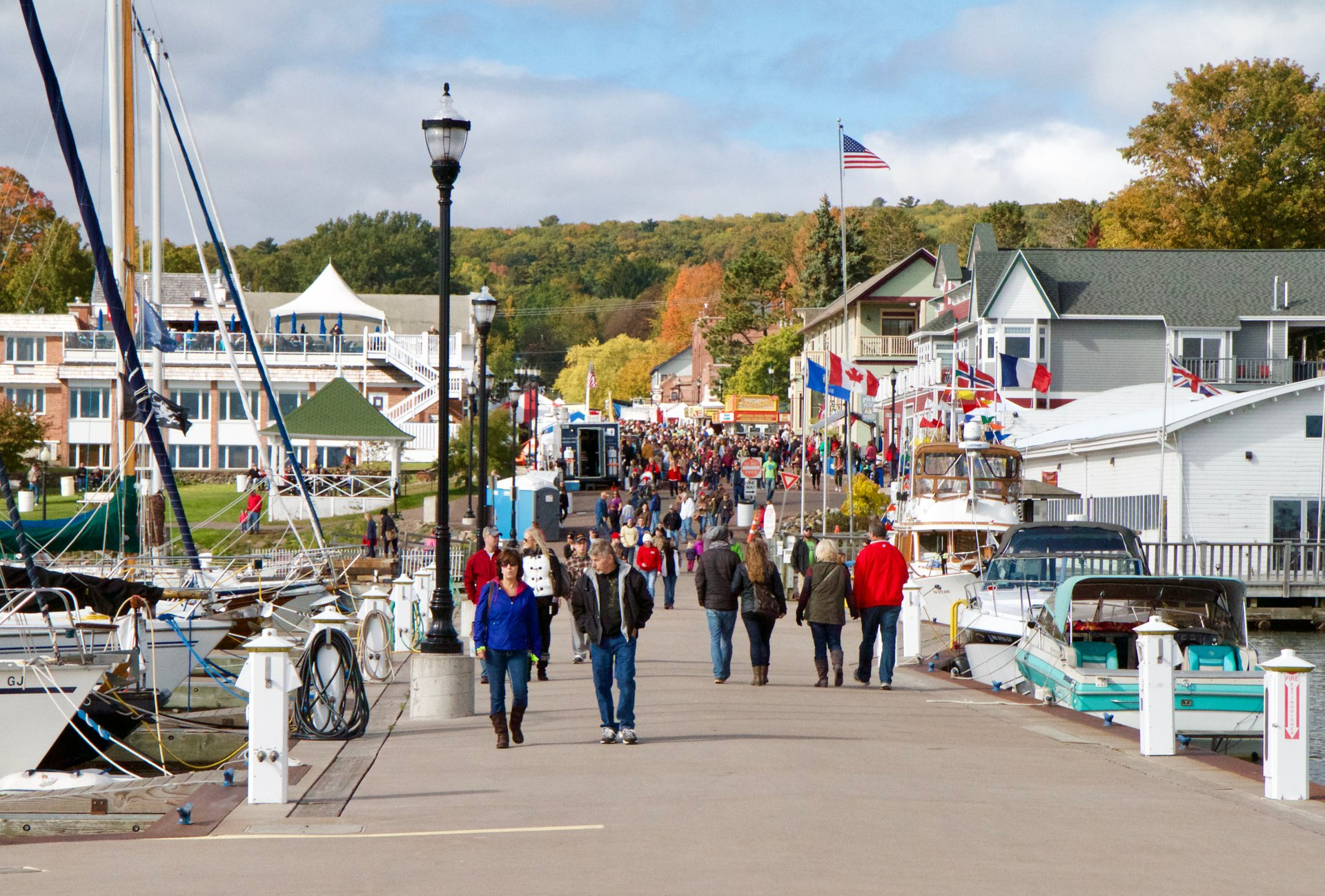 Bayfield Apple Festival in Midwest 2020 - Best Time