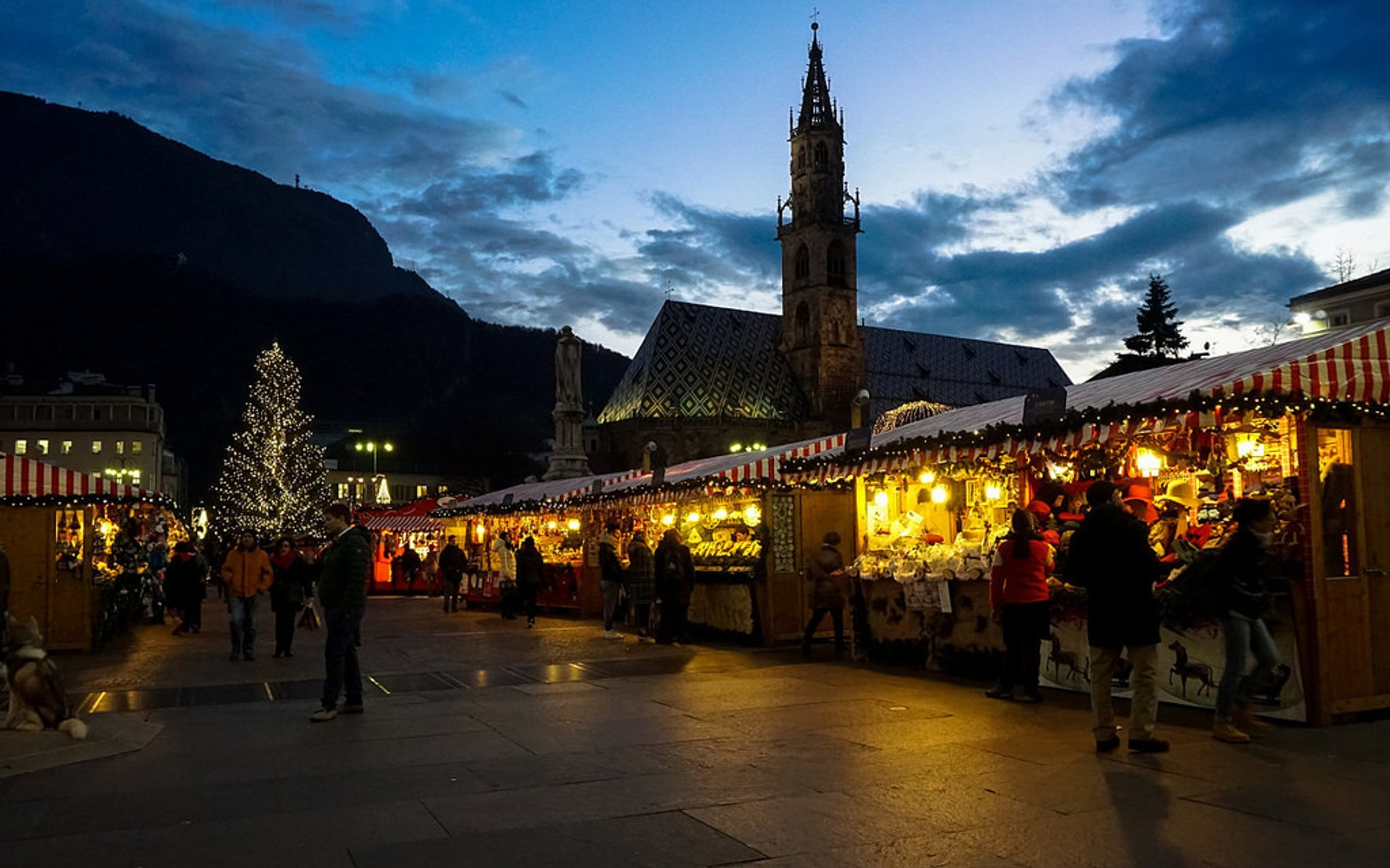 Christmas Markets in Italy 2020 - Best Time