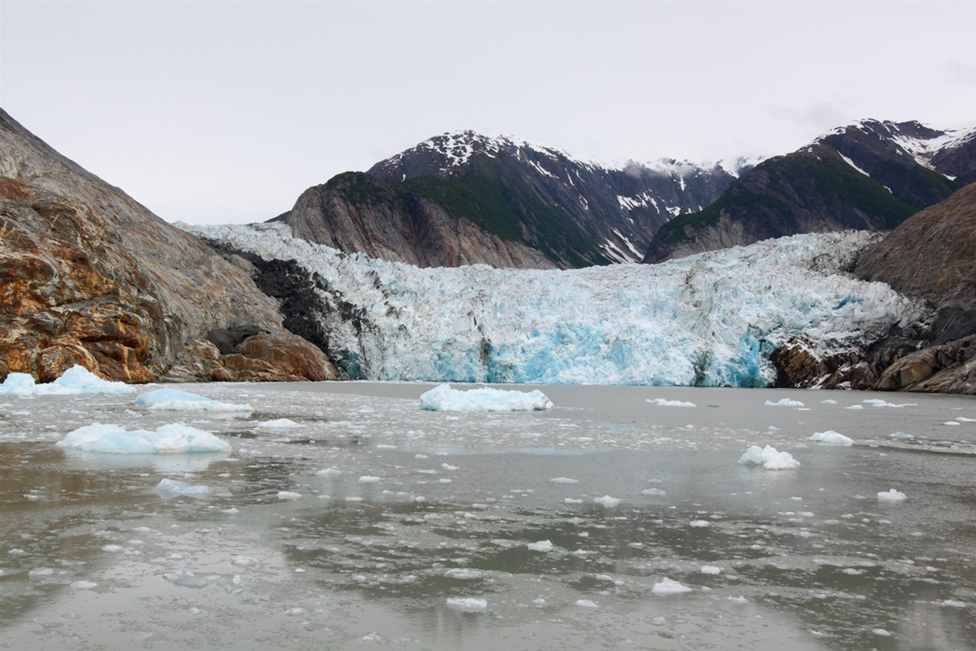 North Sawyer Glacier, Tracy Arm Fjord, AK 2020