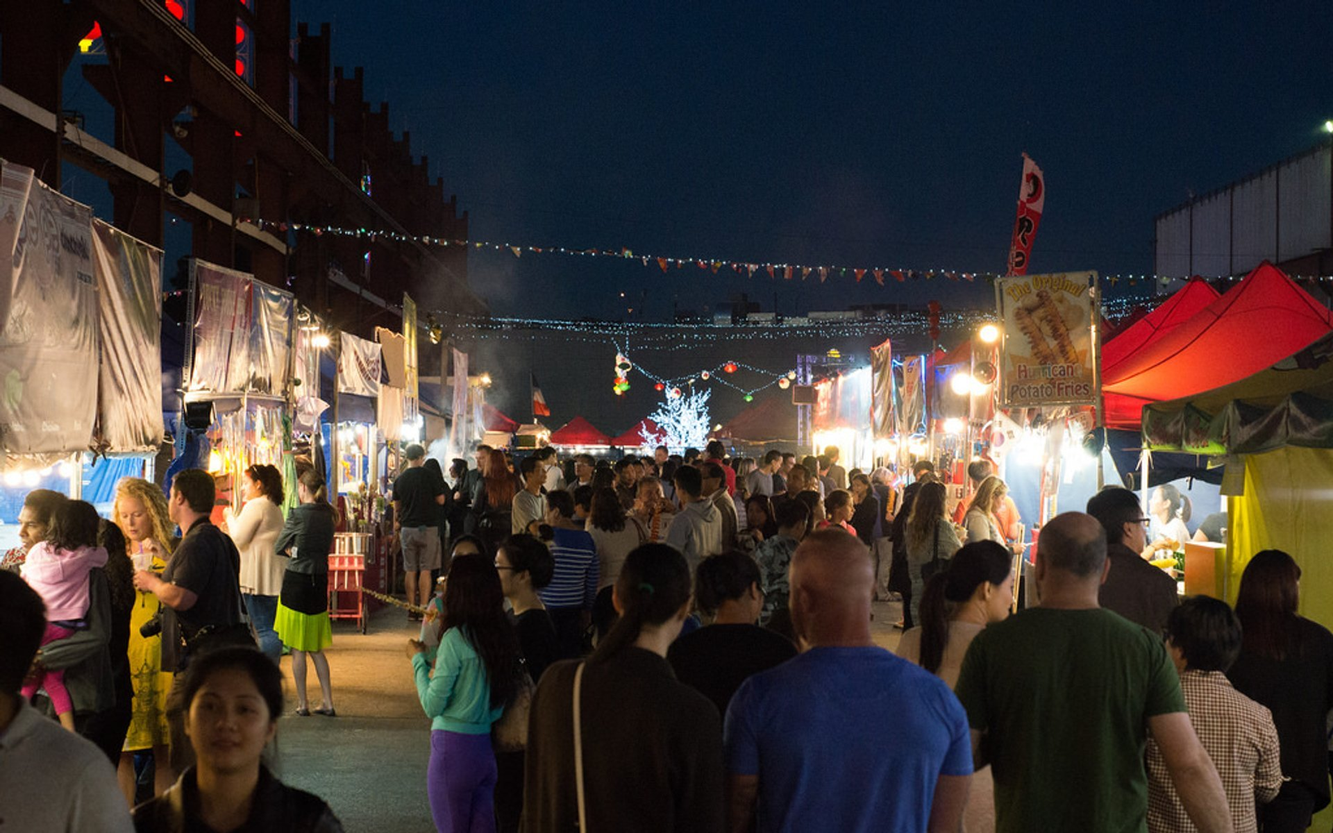 Richmond Night Market 2020