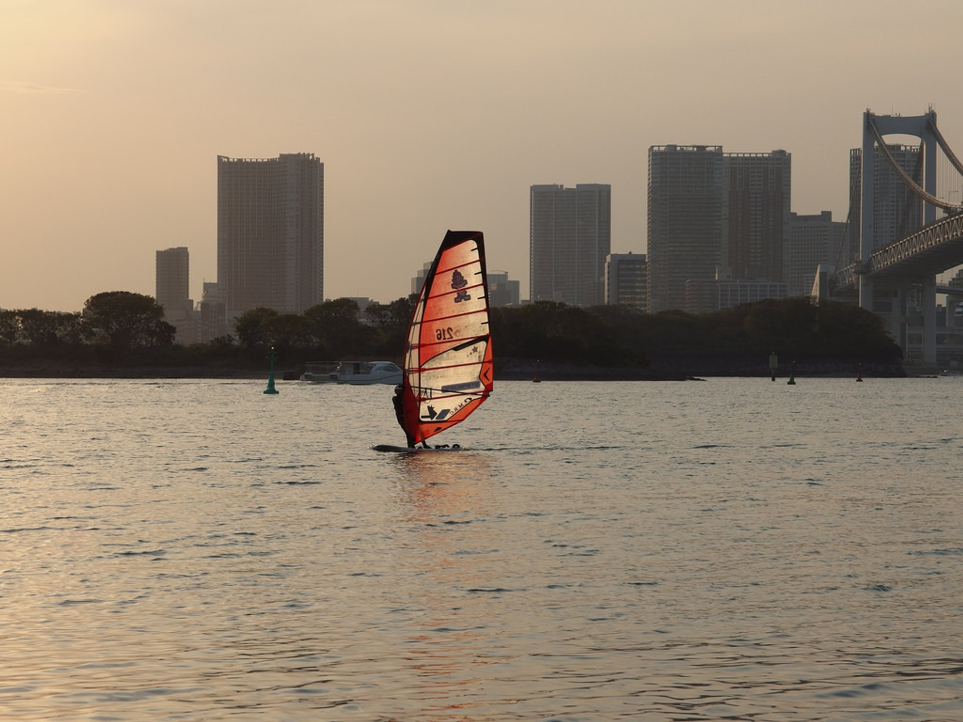 Windsurfing in Japan 2020 - Best Time