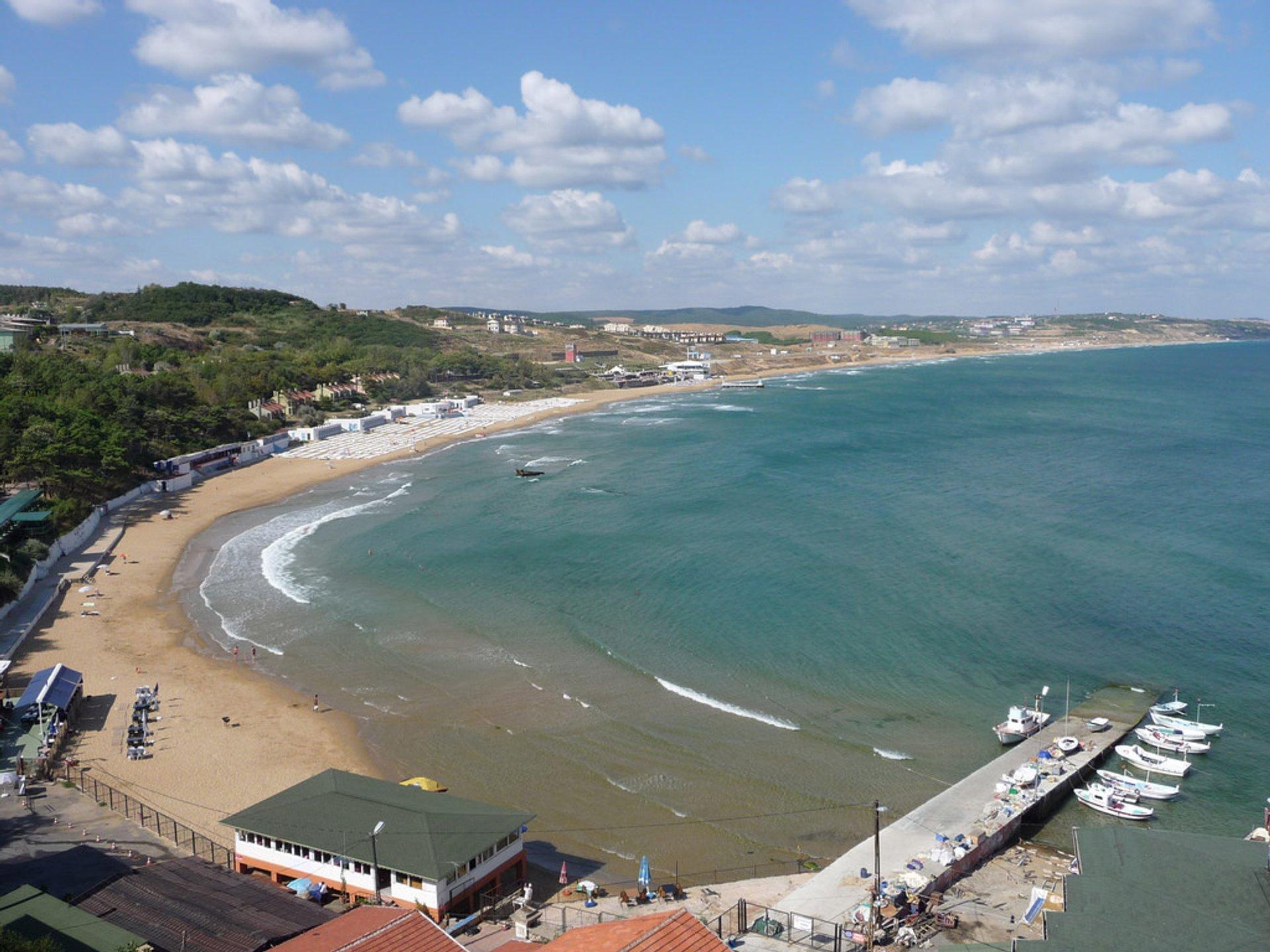 Kylios beach view 2020