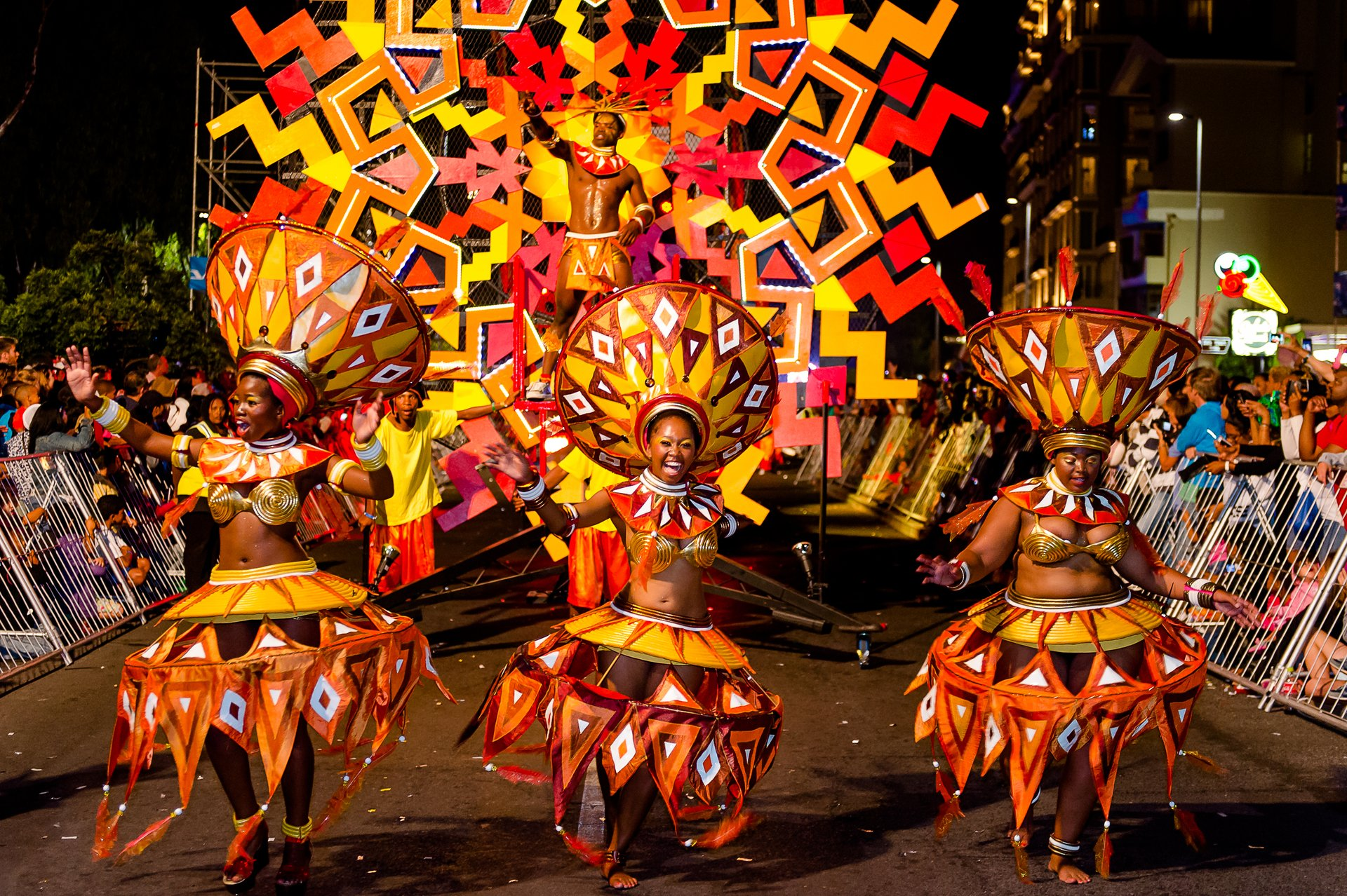 Cape Town Carnival in Cape Town - Best Time