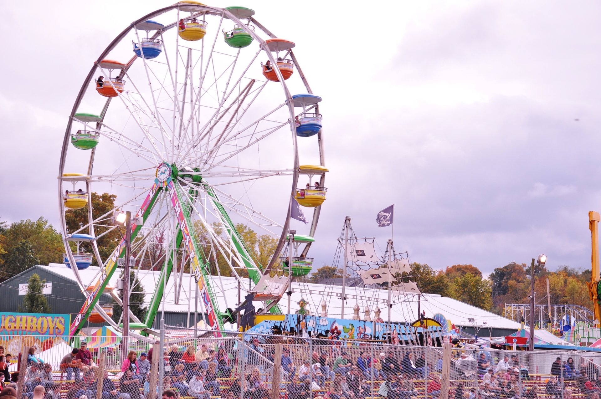 Best time for Durham Fair in Connecticut 2020