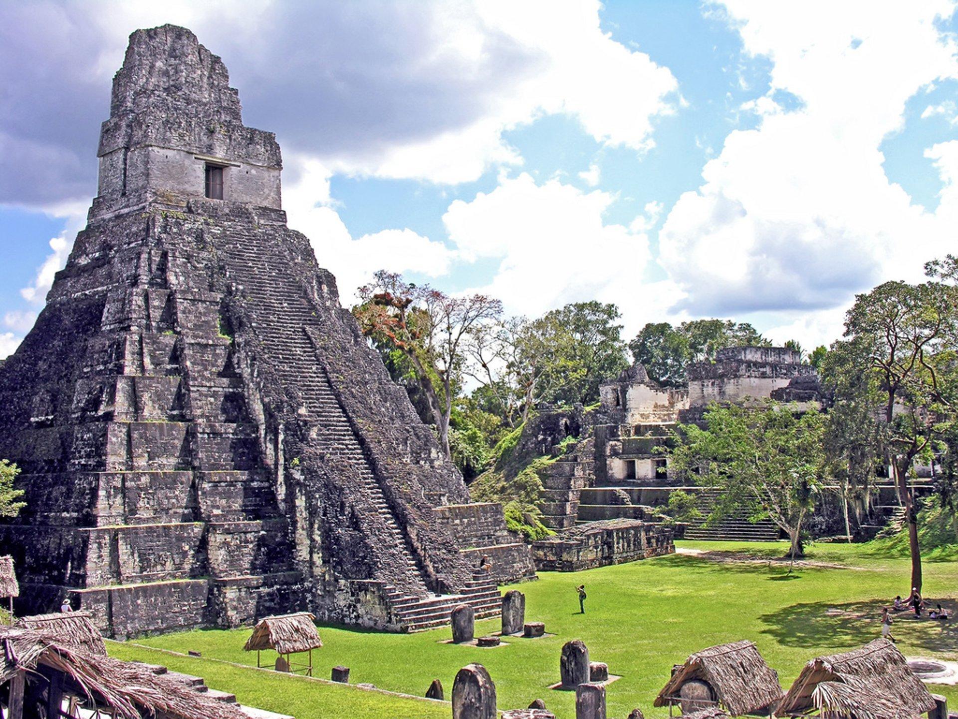 Tikal in Guatemala 2020 - Best Time