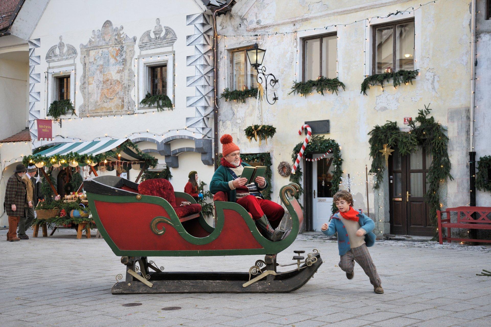 Christmas Market in Radovljica 2020