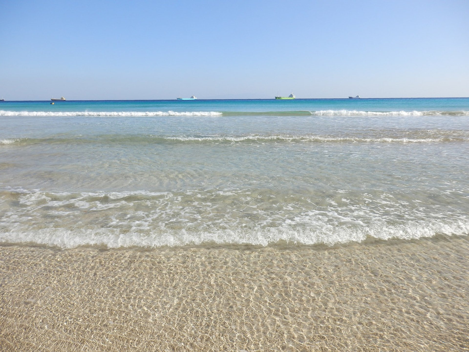 Shirahama Beach 2020