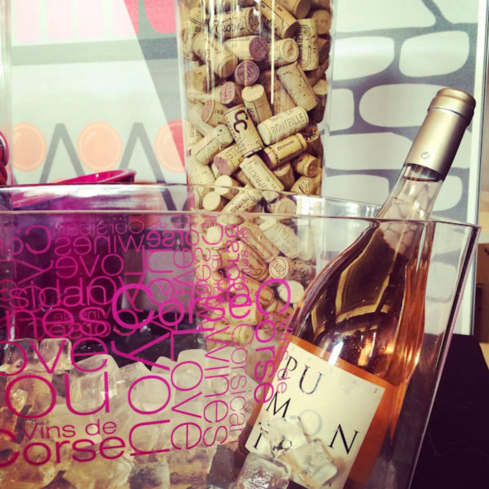 Festival of Corsican Wine or Fiera di u Vinu in Corsica 2020 - Best Time