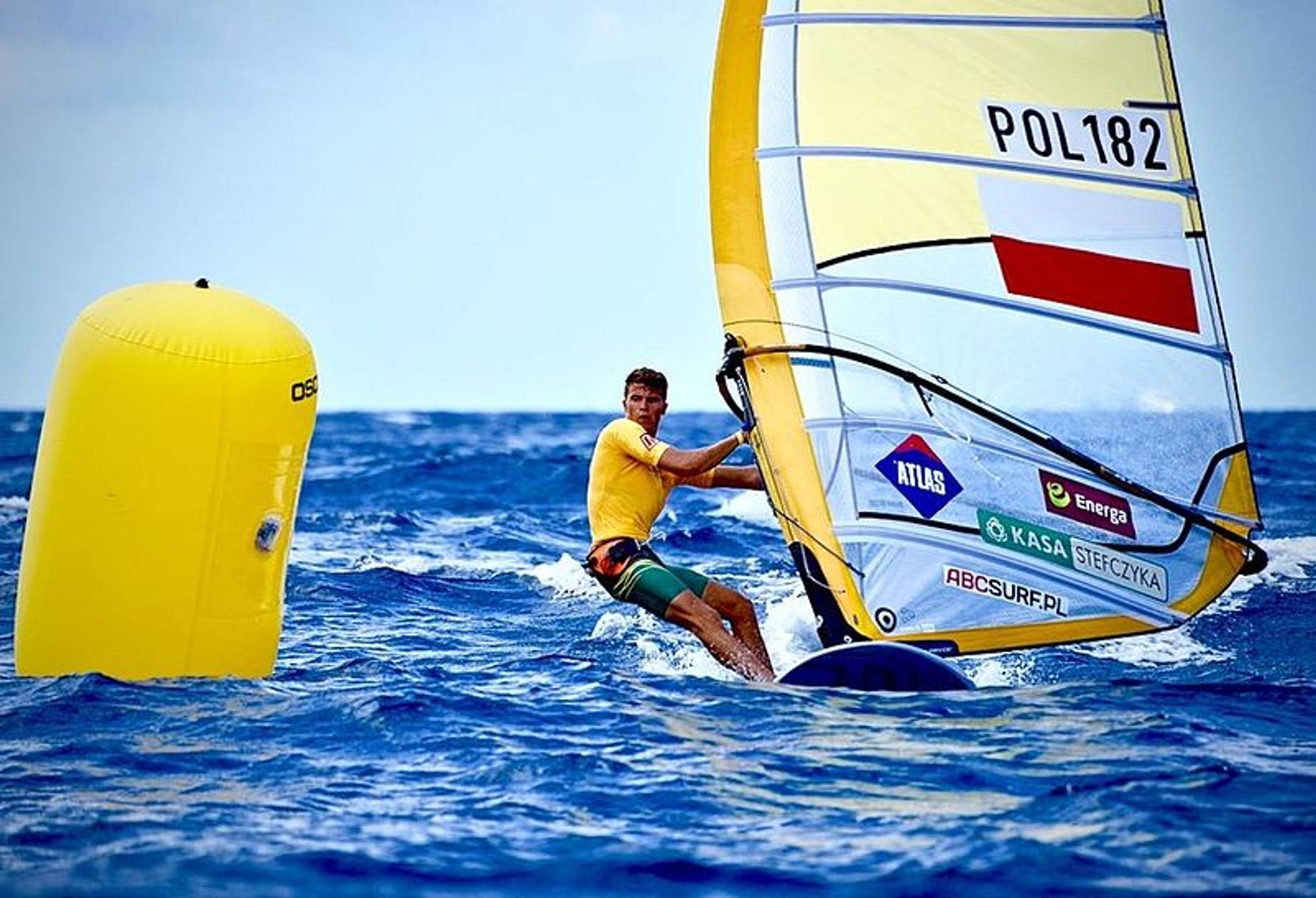 Kitesurfing and Windsurfing  in Sicily 2020 - Best Time