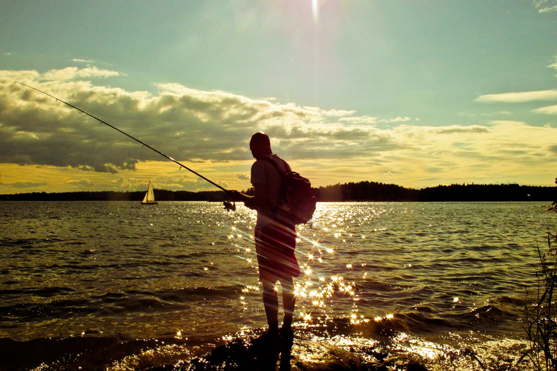 Fishing in Sweden 2020 - Best Time