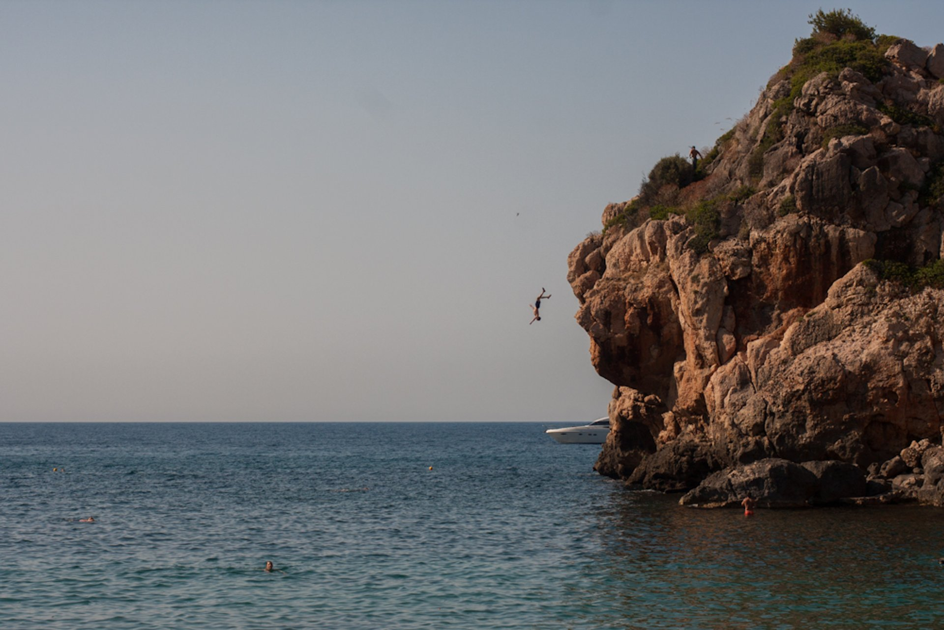 Cliff Jumping in Mallorca 2019 - Best Time