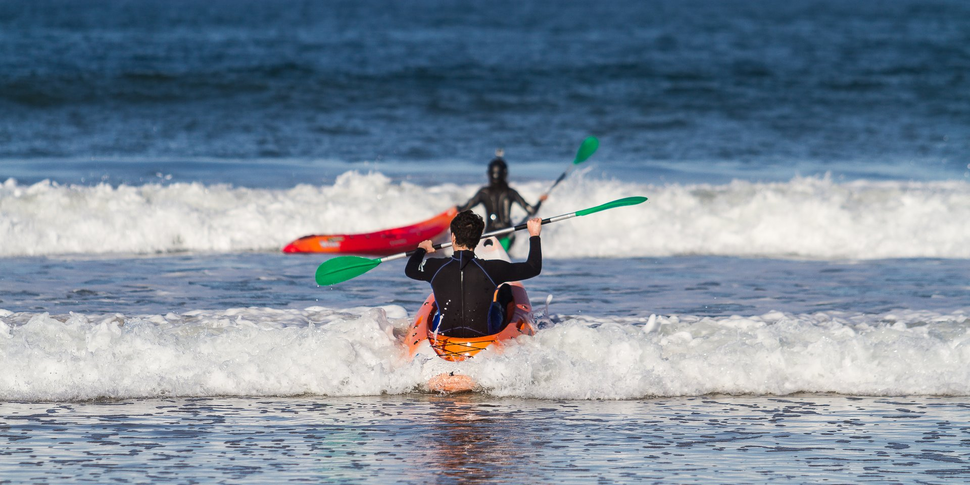 Kayaking in Galicia in Spain 2019 - Best Time