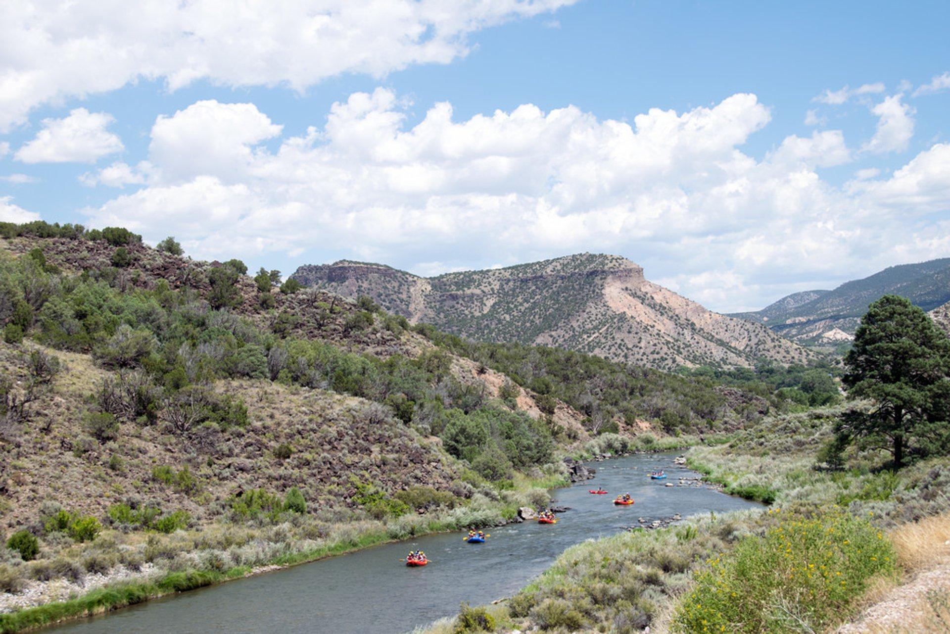Rafting the Rio Grande in Texas - Best Season 2020