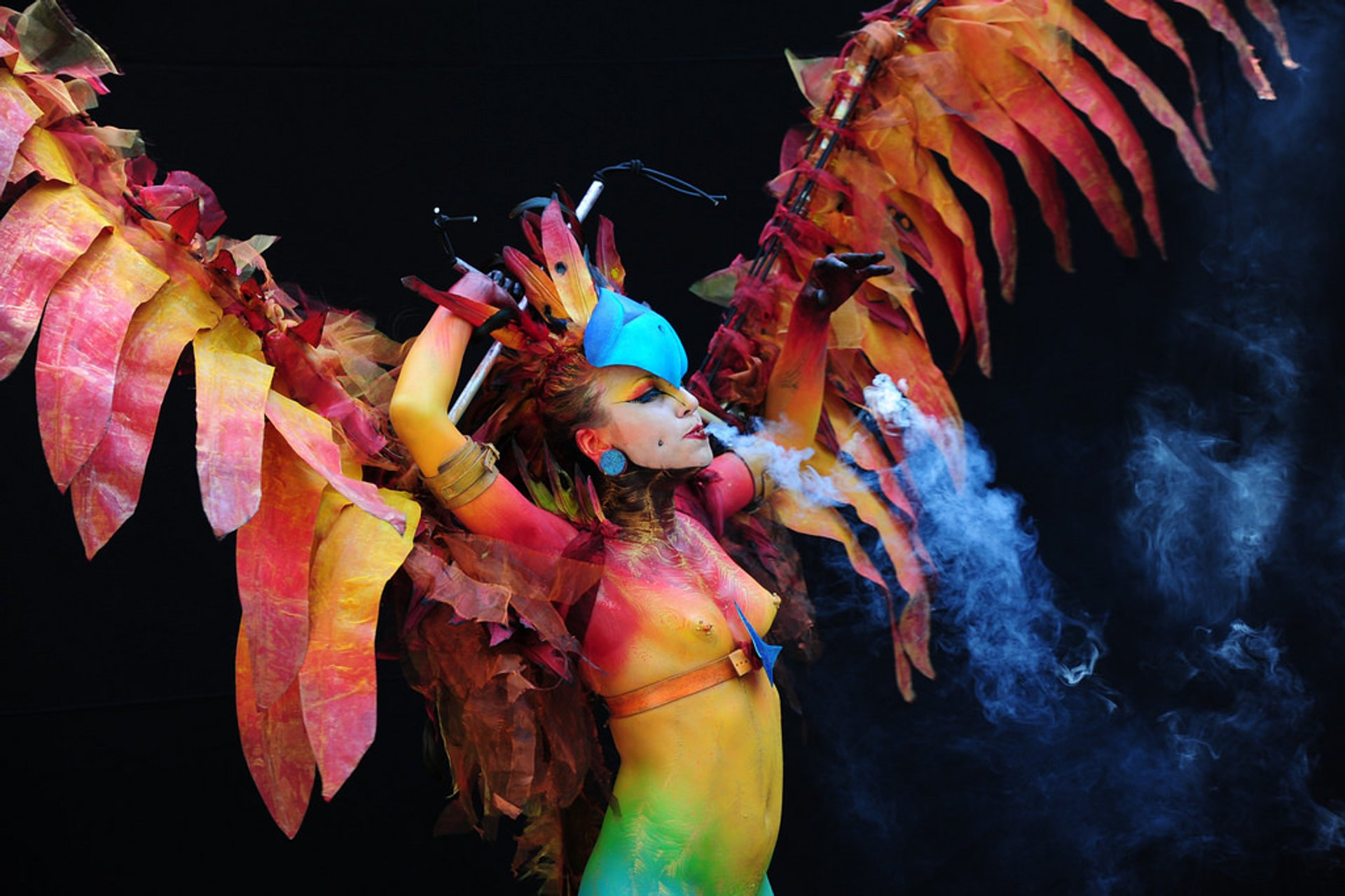 World Bodypainting Festival 2021 In Austria Dates