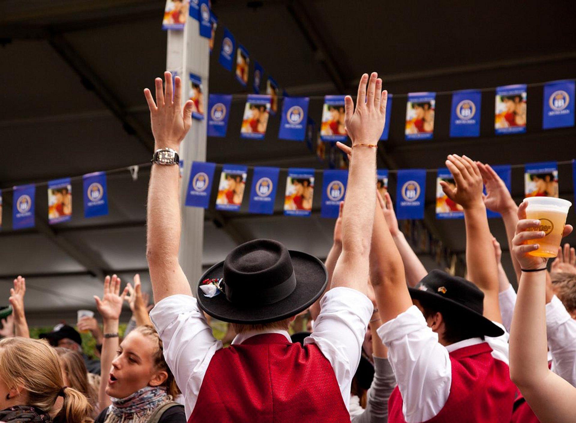 Oktoberfest New York in New York 2020 - Best Time