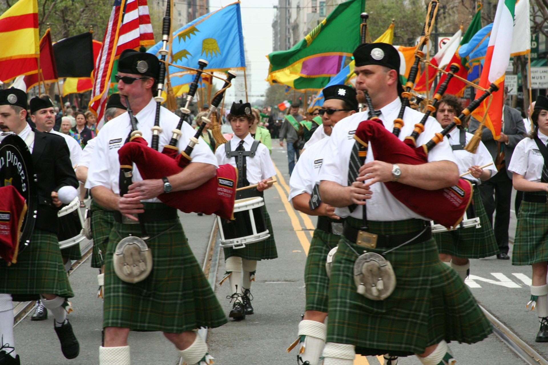 St. Patrick's Day Parade in San Francisco 2020 - Best Time