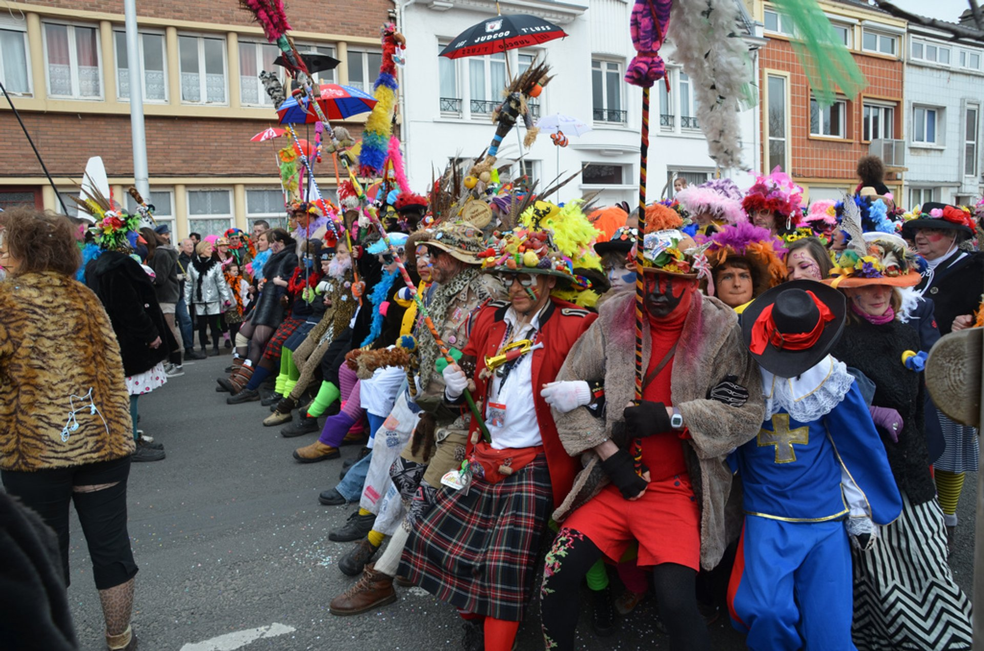 Dunkirk Carnival (Carnaval de Dunkerque) in France 2019 - Best Time