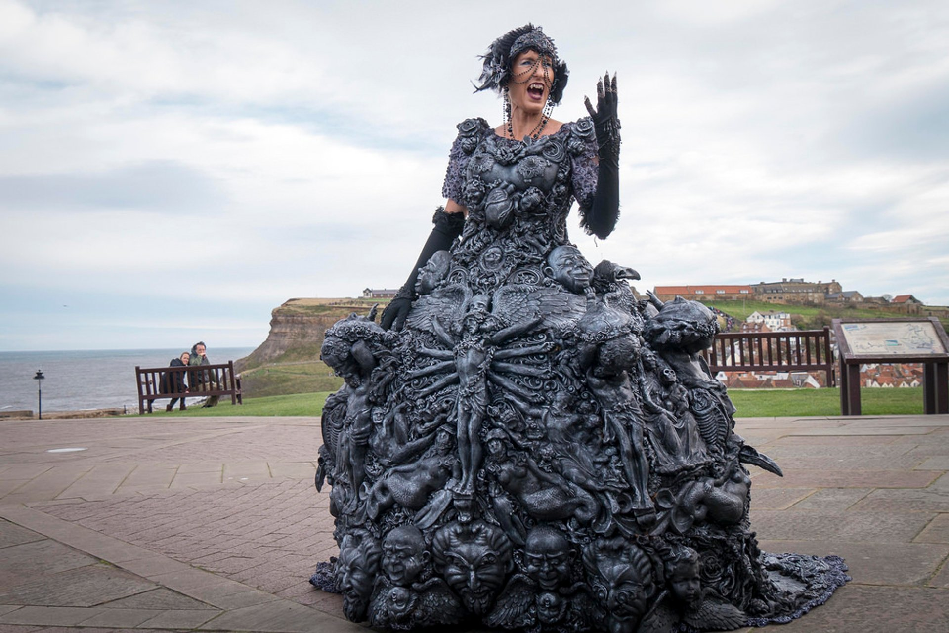 Whitby Goth Weekend in England 2020 - Best Time
