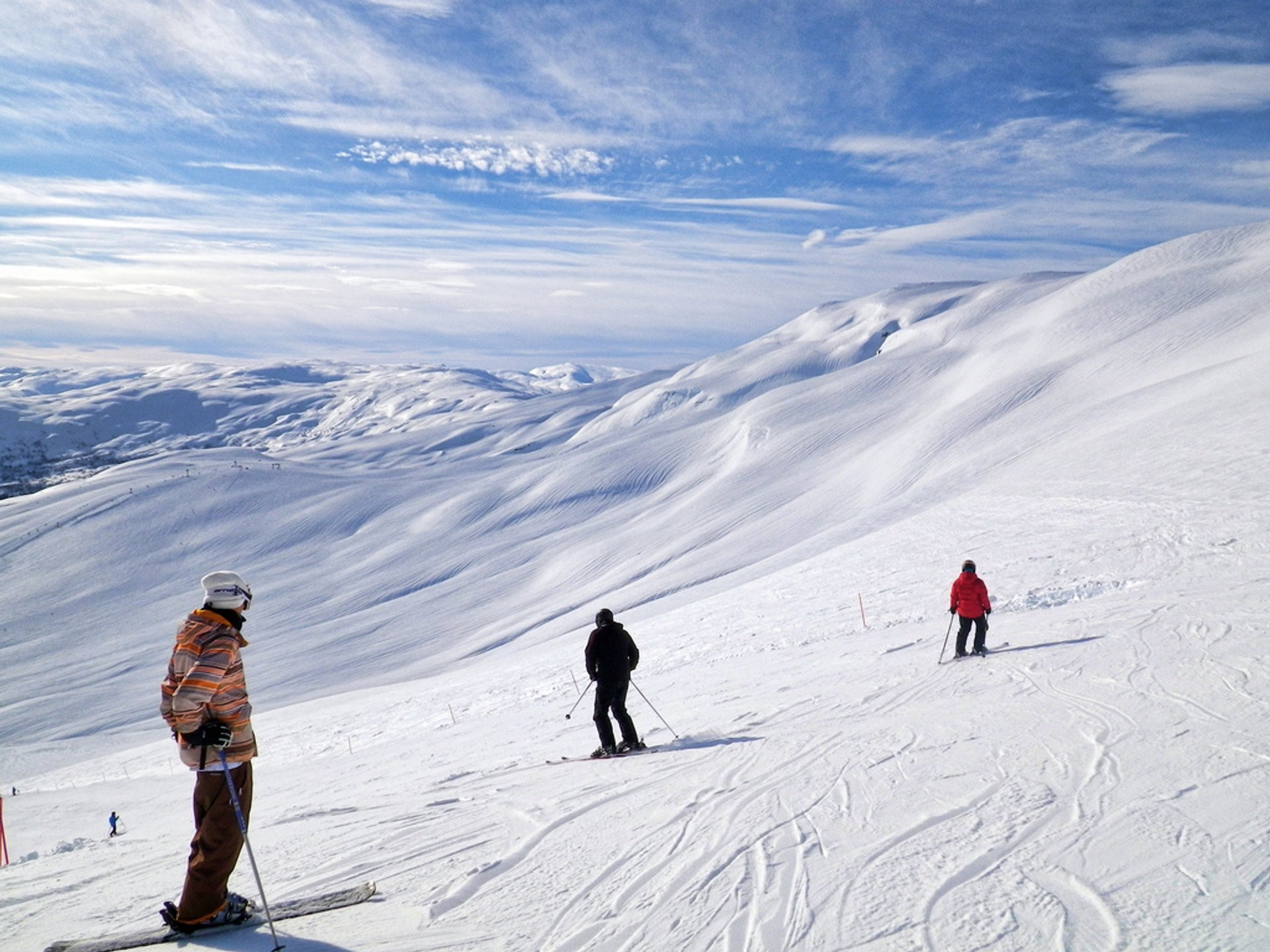 Skiing and Snowboarding in Norway 2020 - Best Time