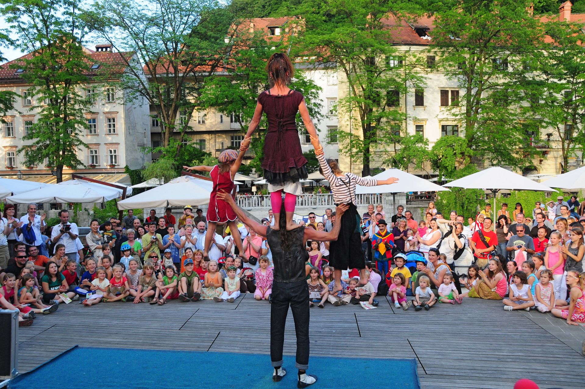 Ana Desetnica International Street Theatre Festival in Slovenia - Best Season 2019