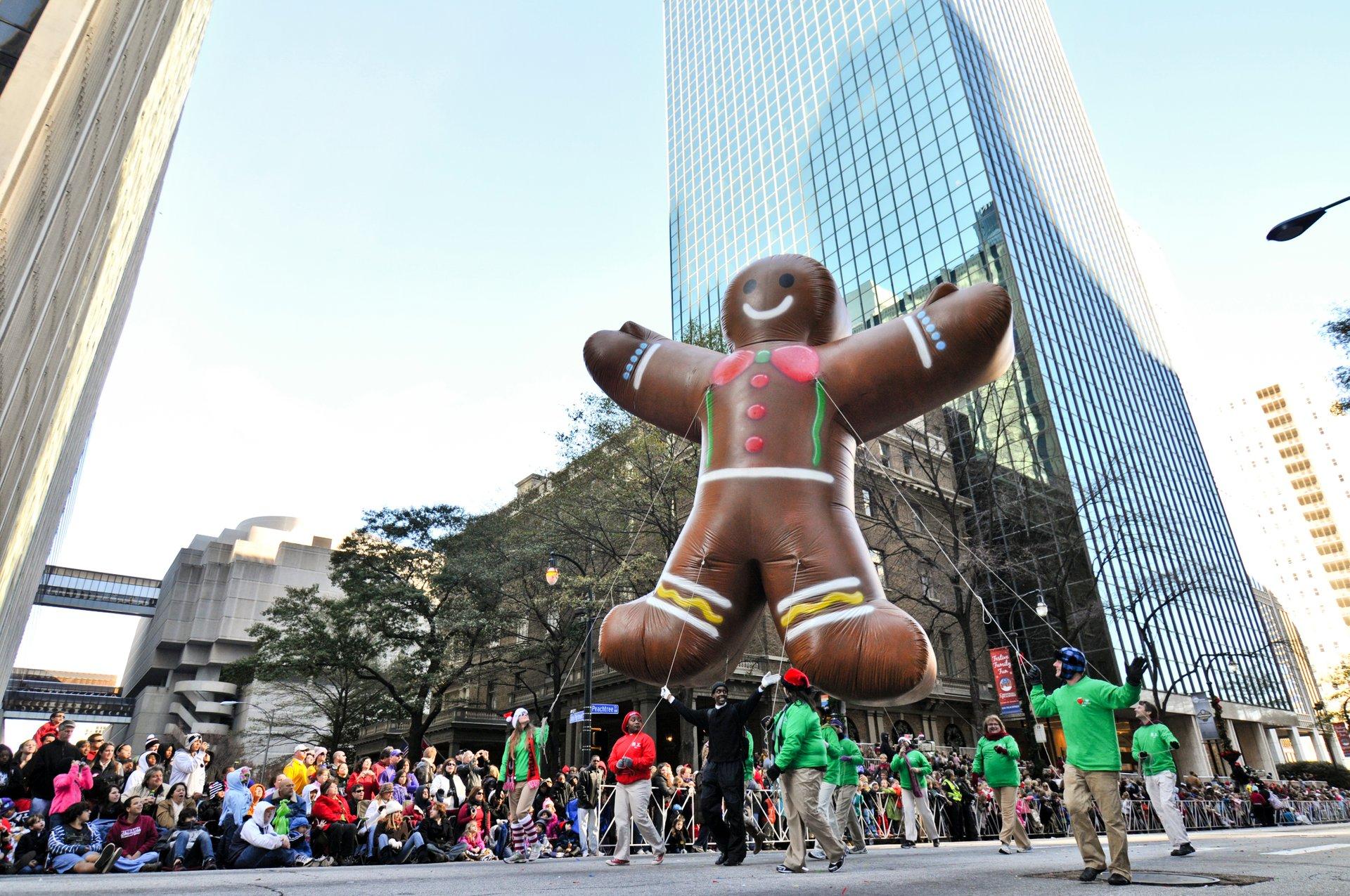 Children's Christmas Parade in Atlanta 2019 - Best Time