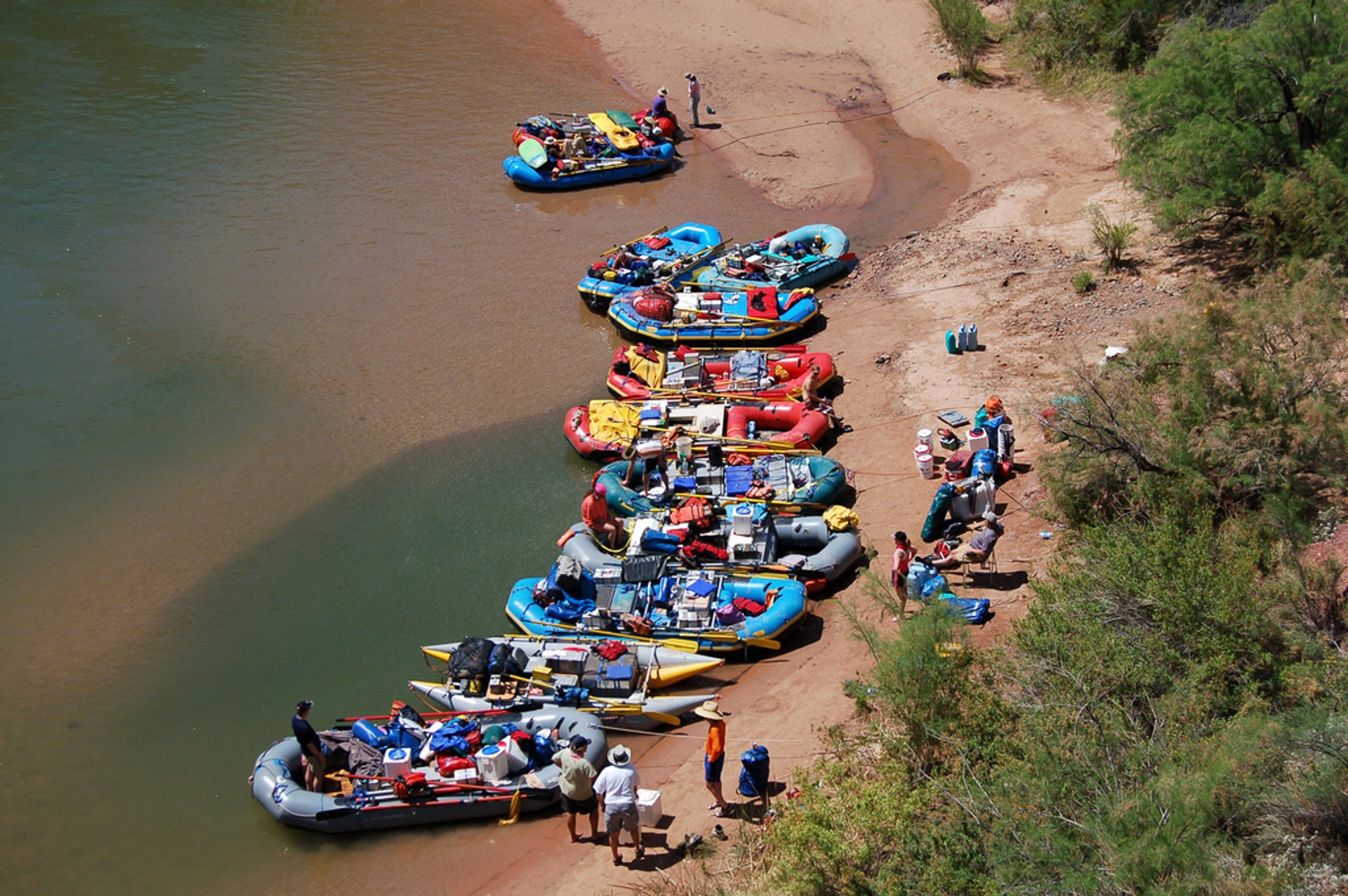 Best Time For River Rafting In Grand Canyon 2020 Best