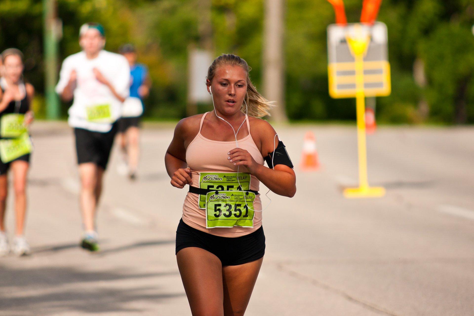 Manitoba Marathon in Winnipeg 2020 - Best Time