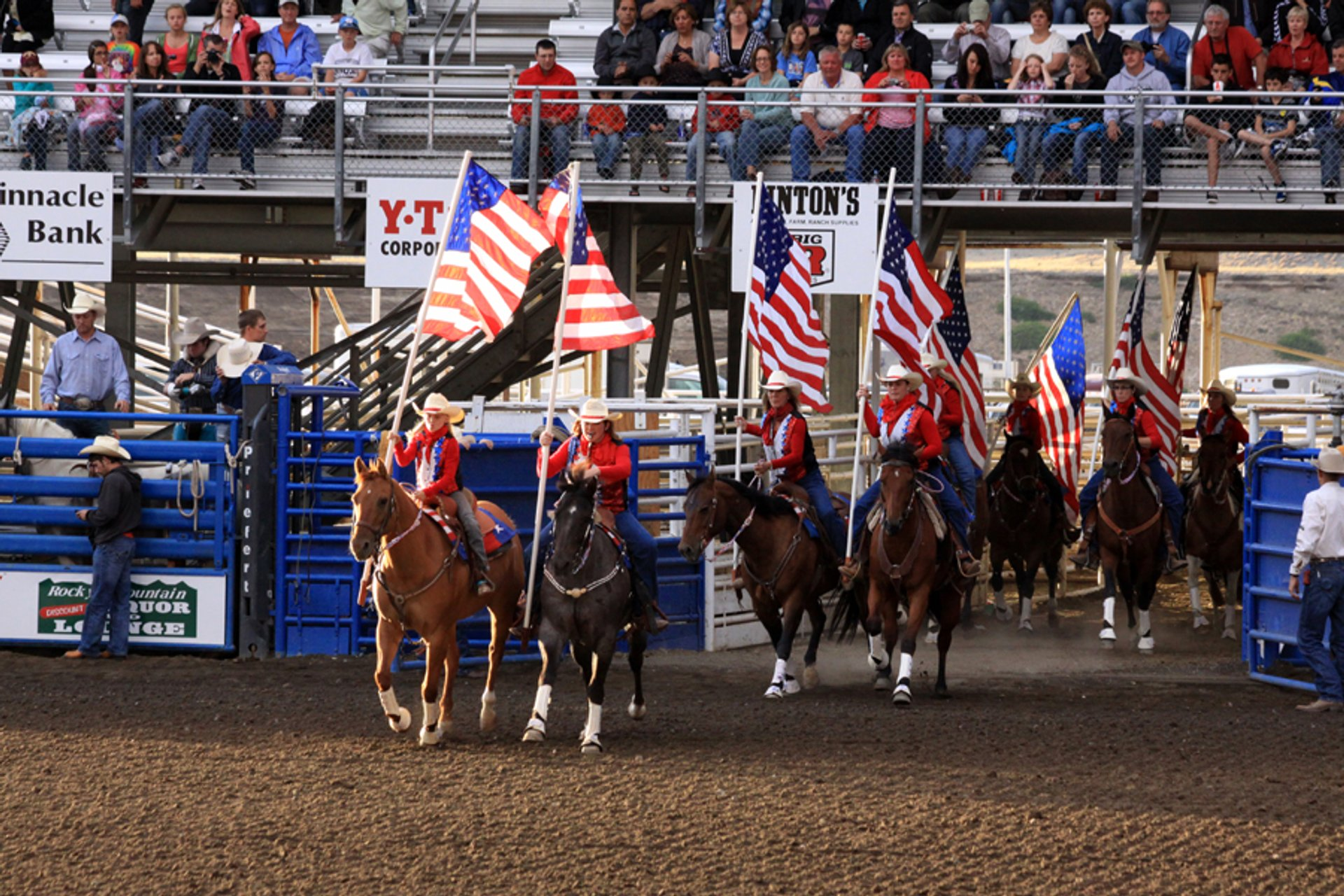 Best time for Cody Stampede Rodeo in Wyoming 2020