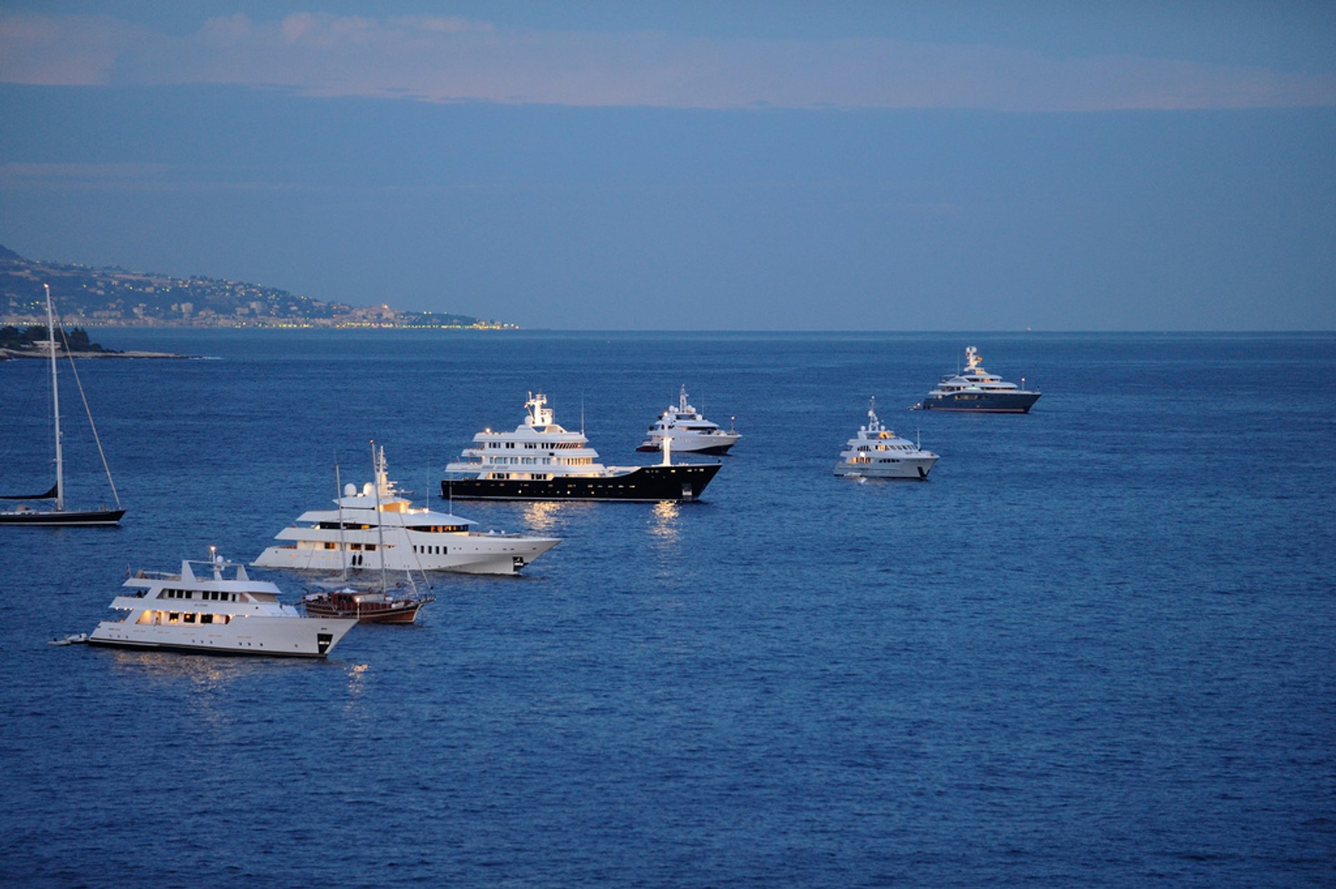 Monaco Yacht Show in Monaco - Best Season 2020