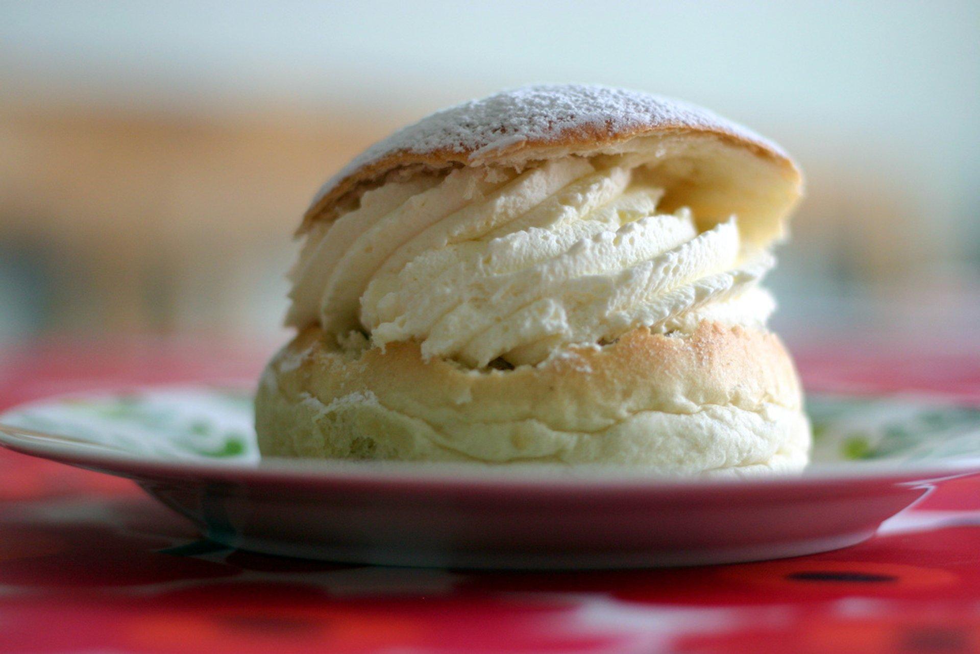 Semla Dessert in Sweden - Best Season 2020