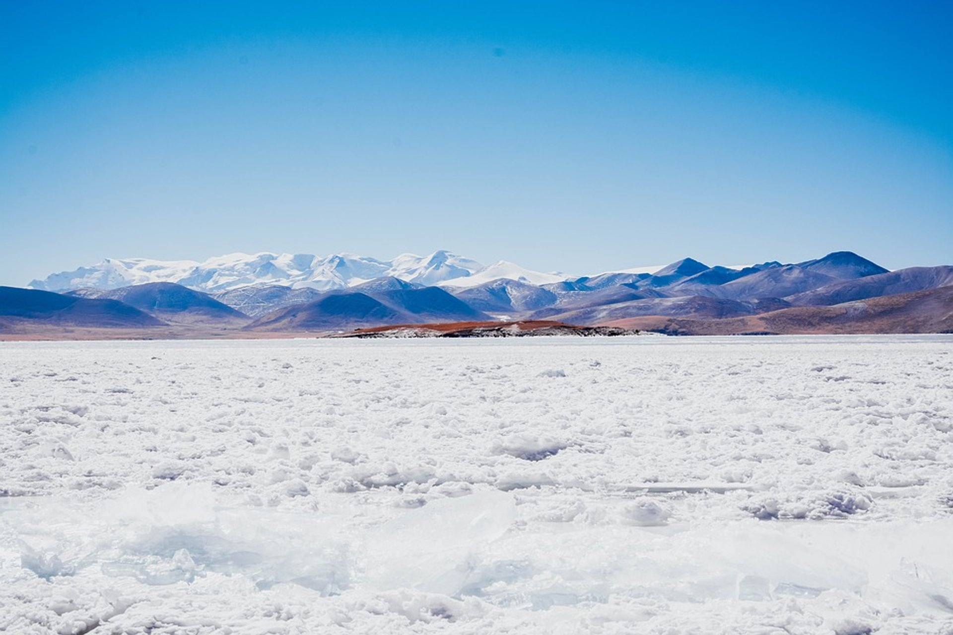 Winter in Tibet 2020 - Best Time