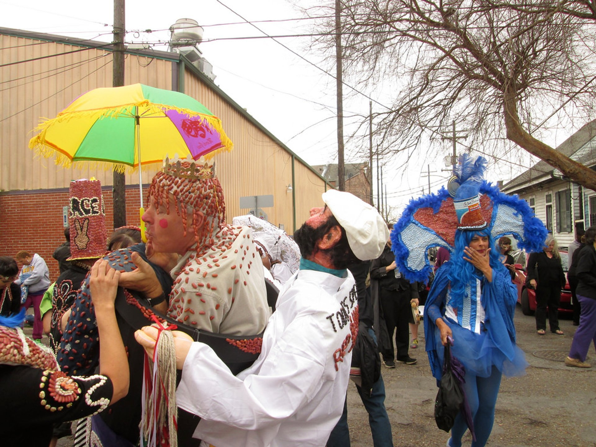 Best time for Lundi Gras in New Orleans