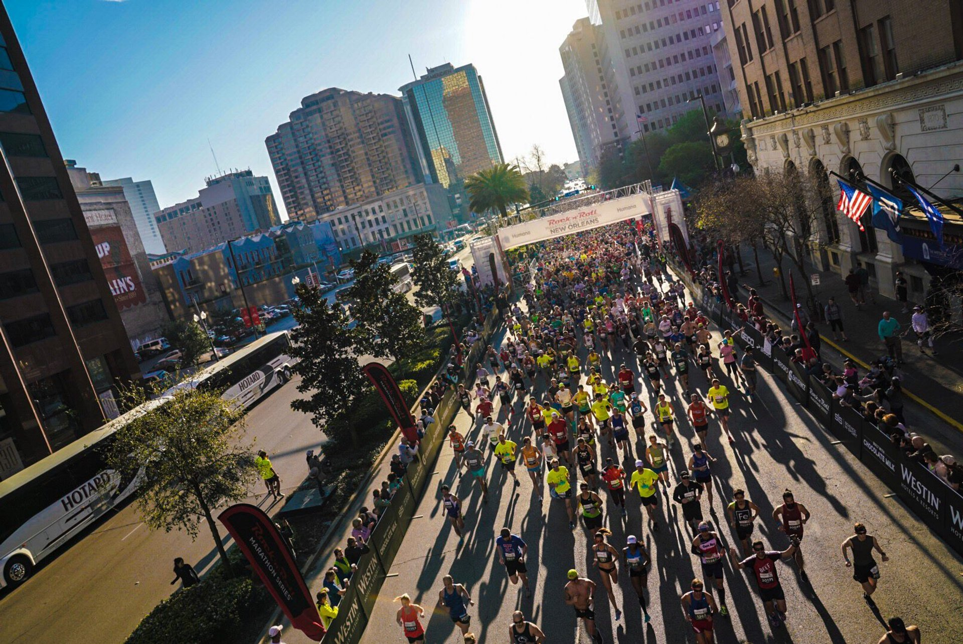 Rock 'n' Roll Marathon in New Orleans - Best Season 2019
