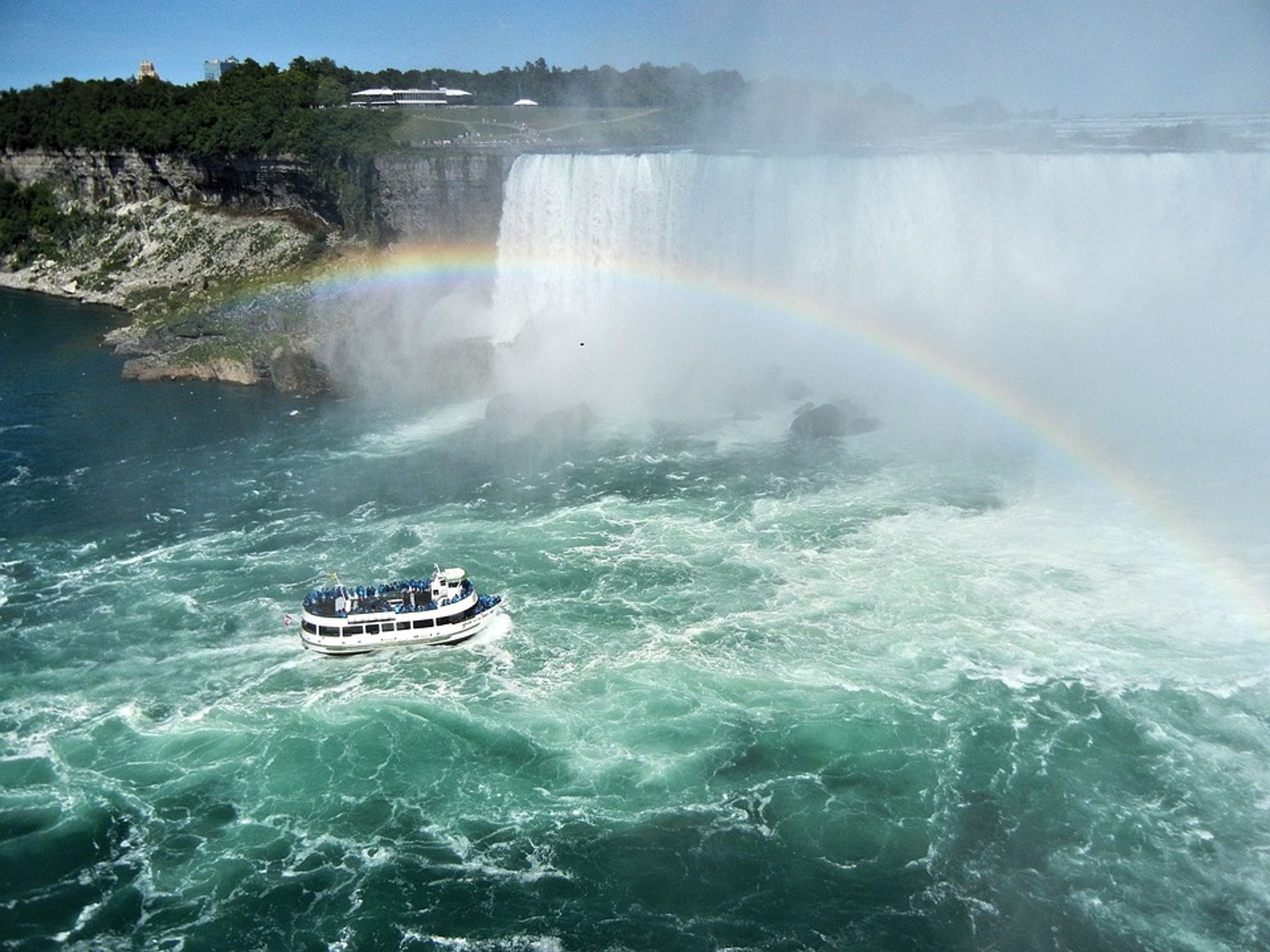 Maid of the Mist Boat Rides in Niagara Falls - Best Time