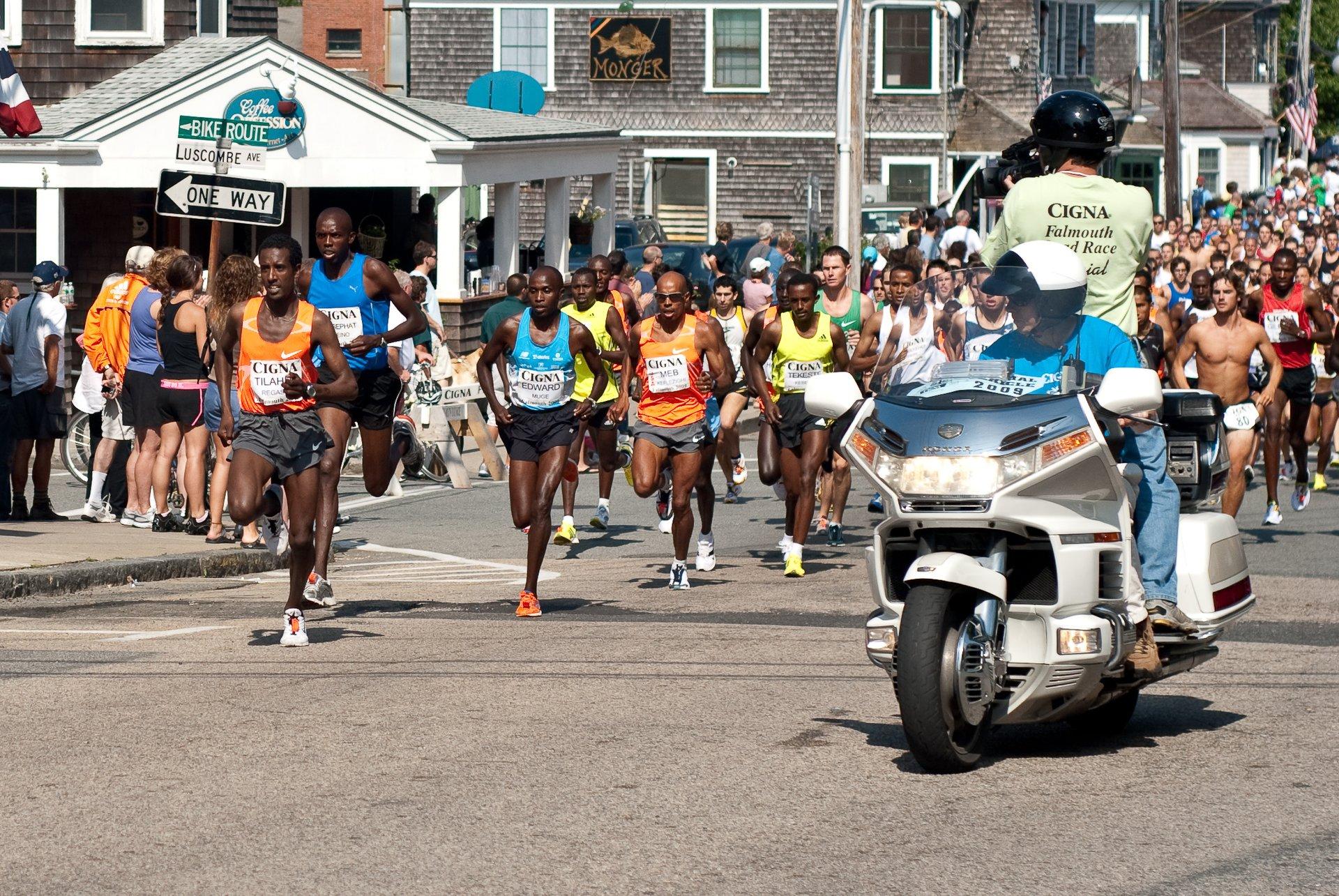 Falmouth Road Race in Massachusetts - Best Season 2020