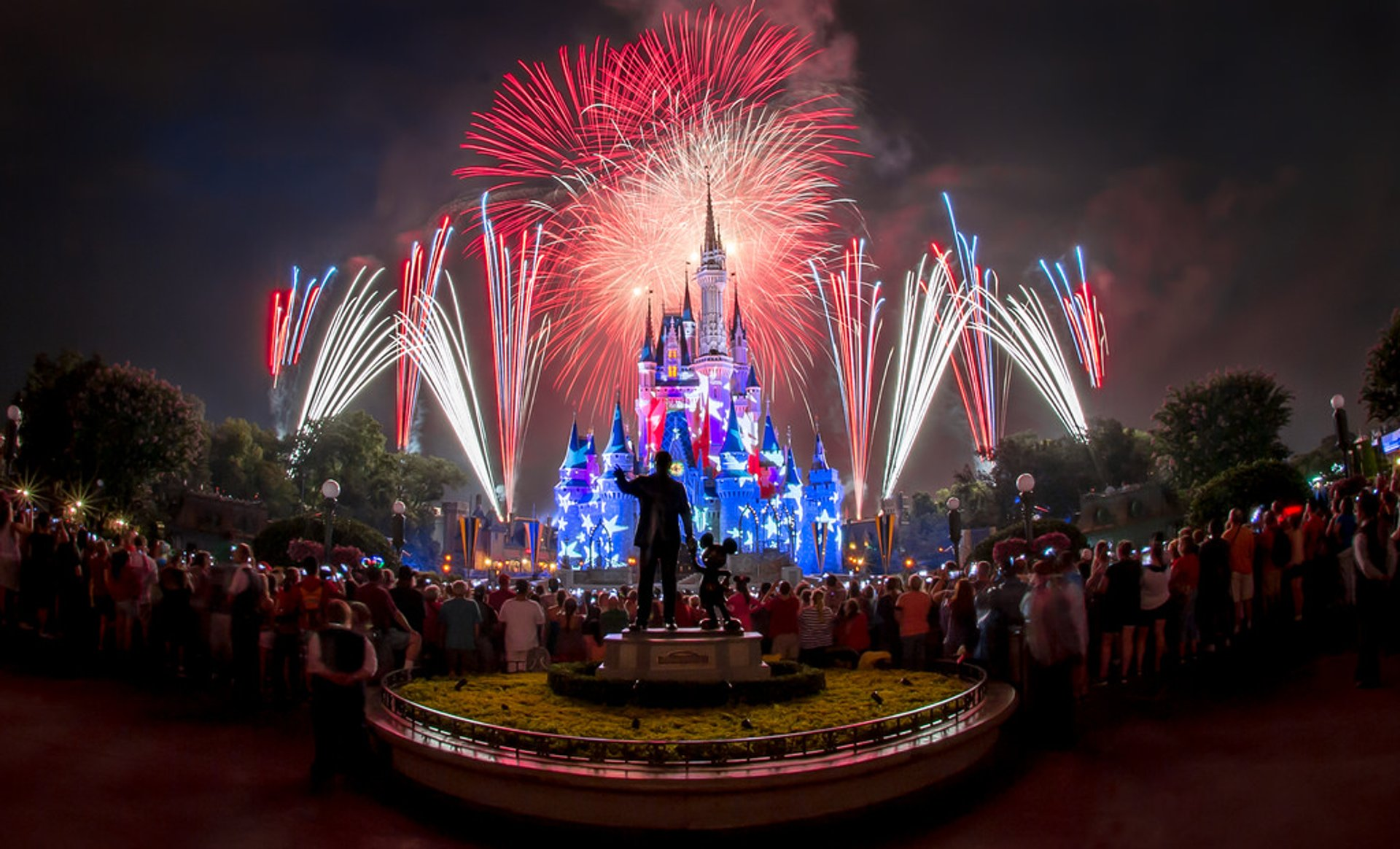 4th of July Weekend Events and Fireworks in Orlando 2019 - Best Time