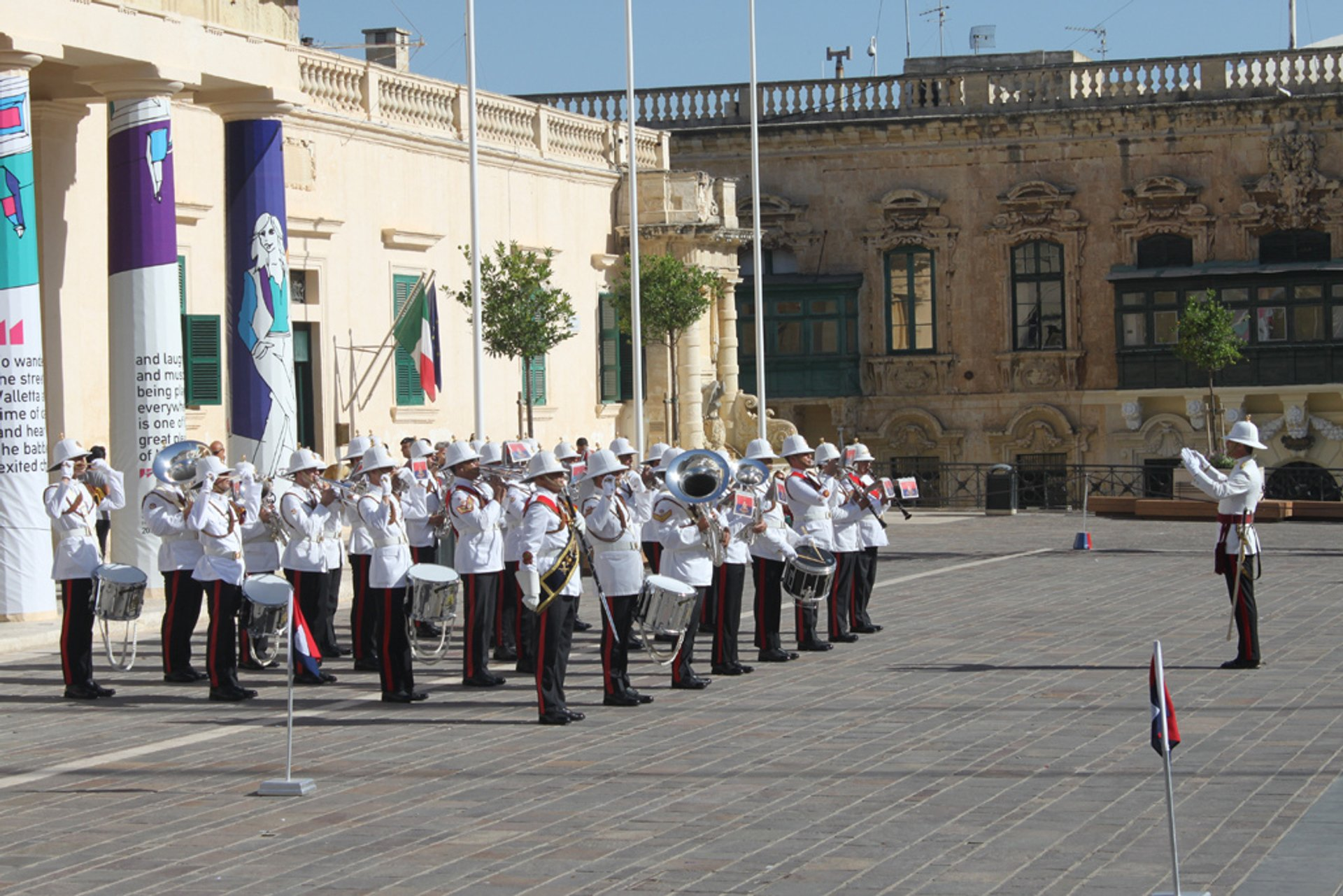 Changing of the Guard in Malta - Best Season 2020